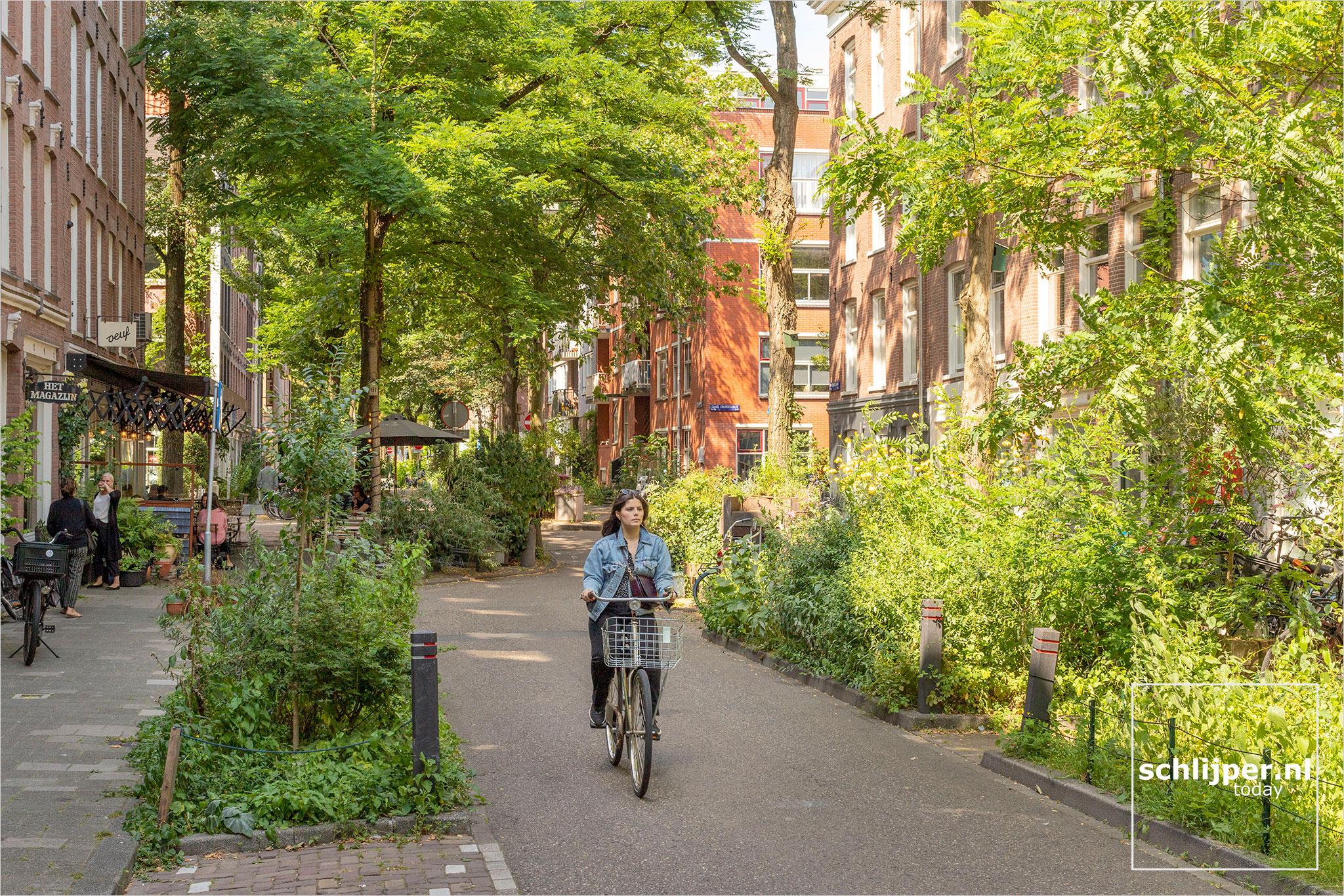 The Netherlands, Amsterdam, 23 juli 2021