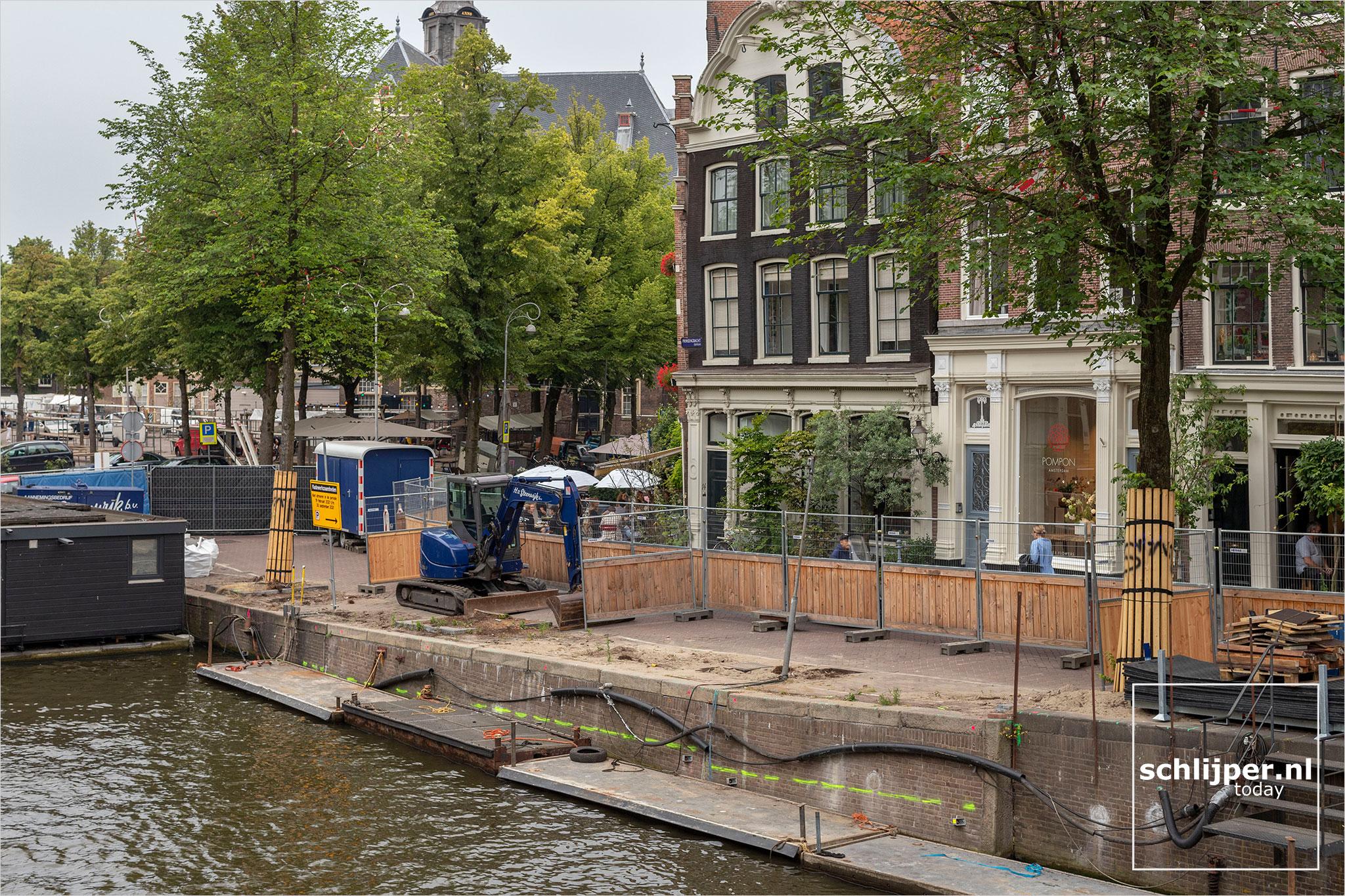 The Netherlands, Amsterdam, 24 juli 2021
