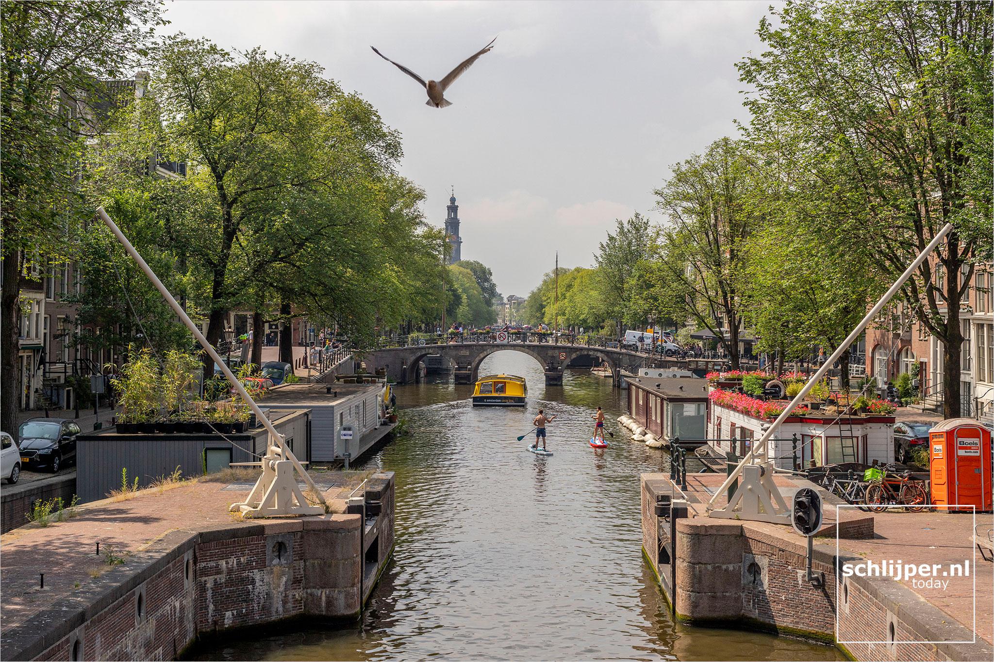 The Netherlands, Amsterdam, 25 juli 2021