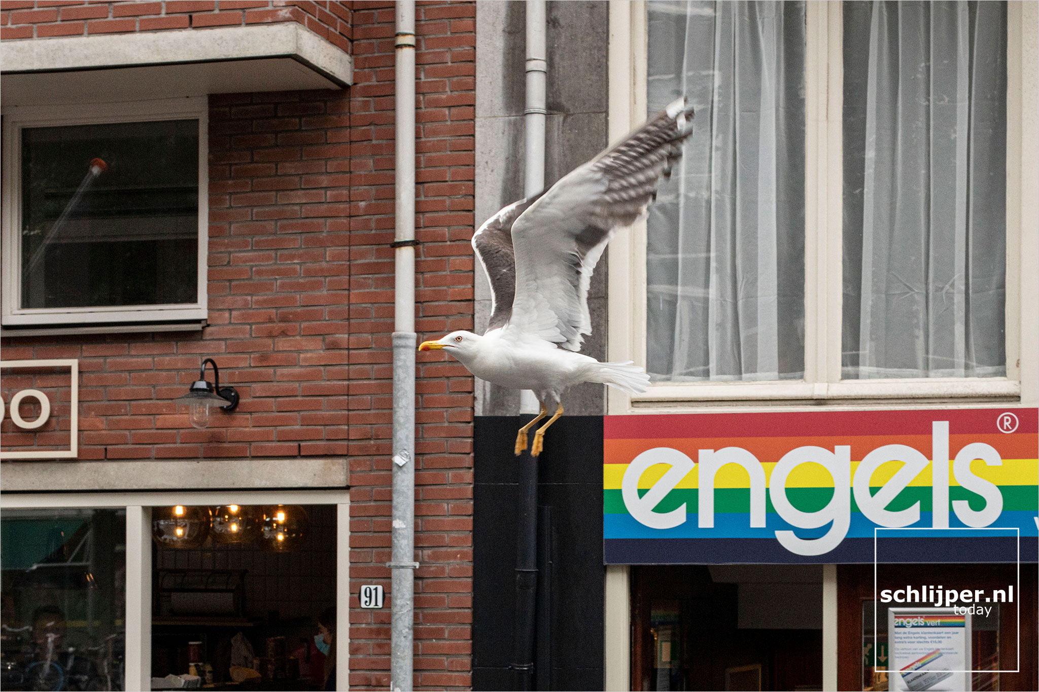 The Netherlands, Amsterdam, 28 juli 2021