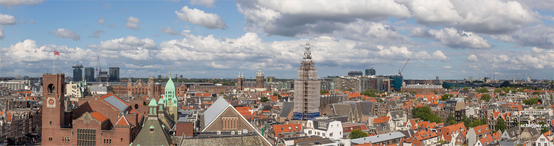 The Netherlands, Amsterdam, 2 augustus 2021
