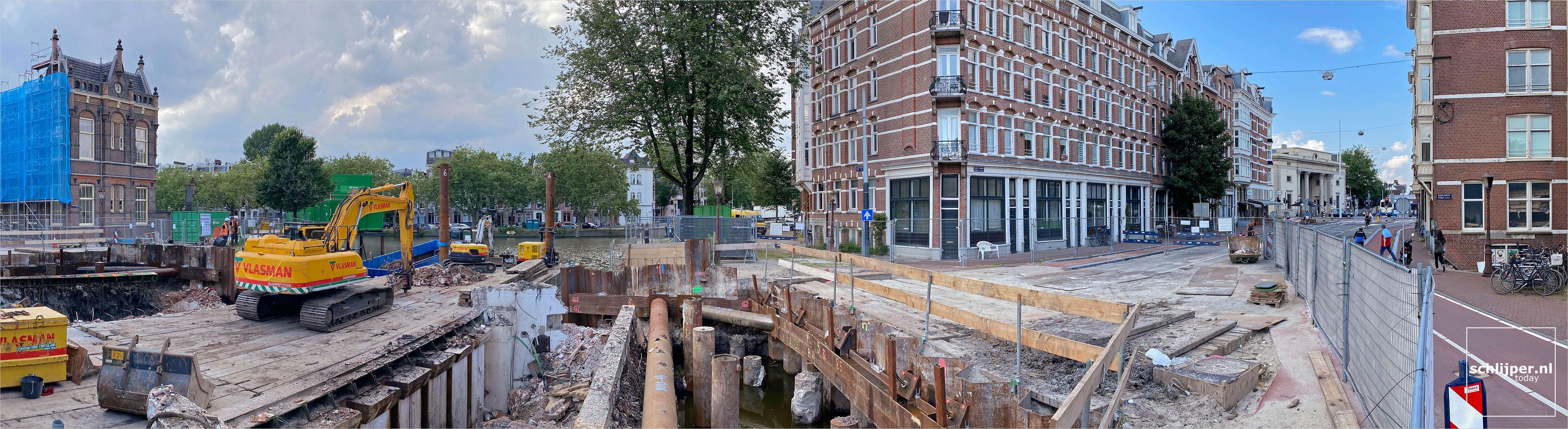 The Netherlands, Amsterdam, 4 augustus 2021