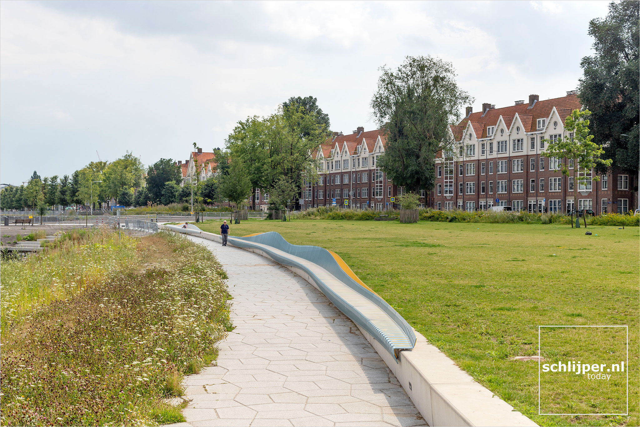 The Netherlands, Amsterdam, 5 augustus 2021