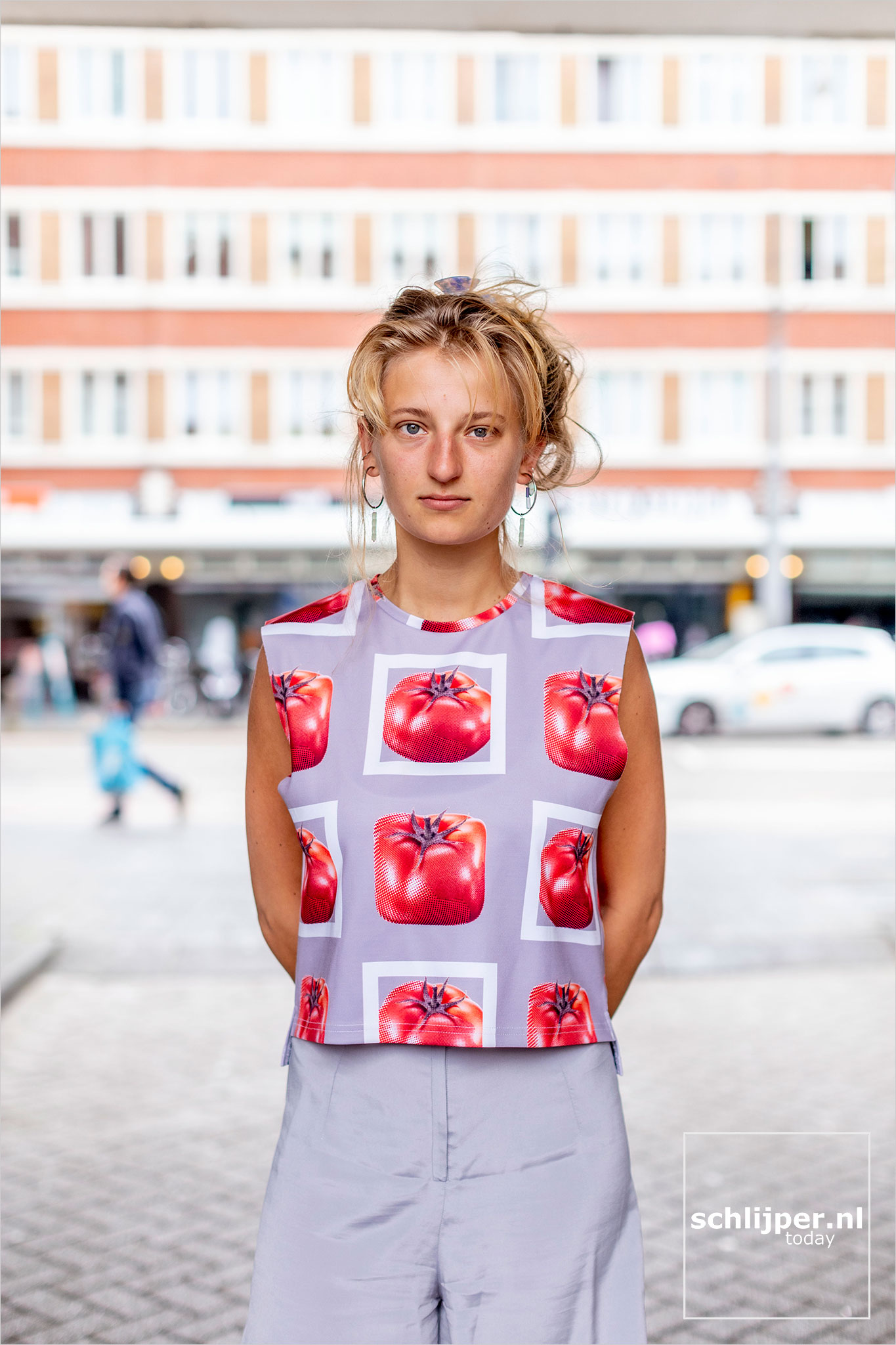The Netherlands, Amsterdam, 6 augustus 2021