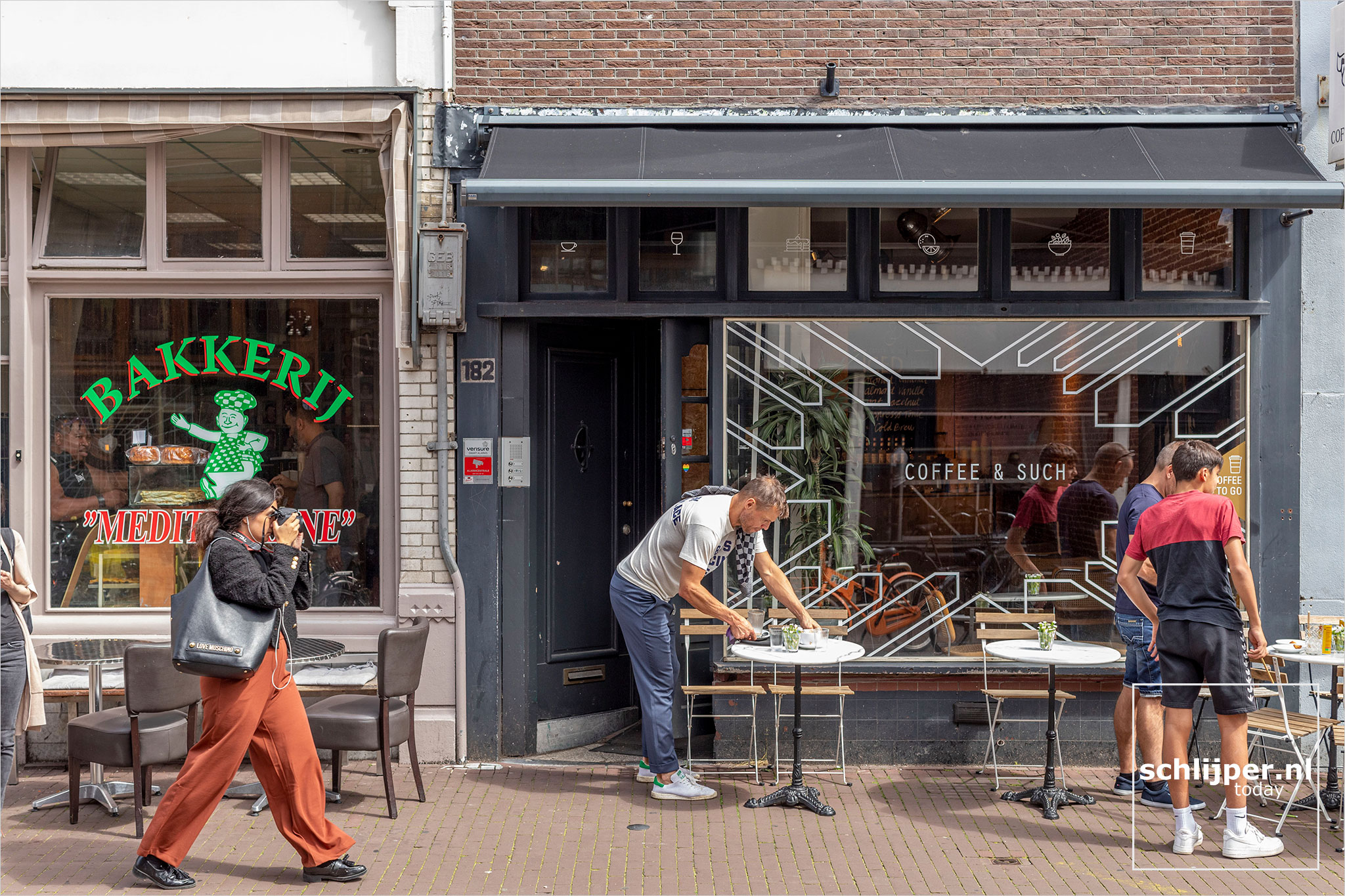 The Netherlands, Amsterdam, 11 augustus 2021