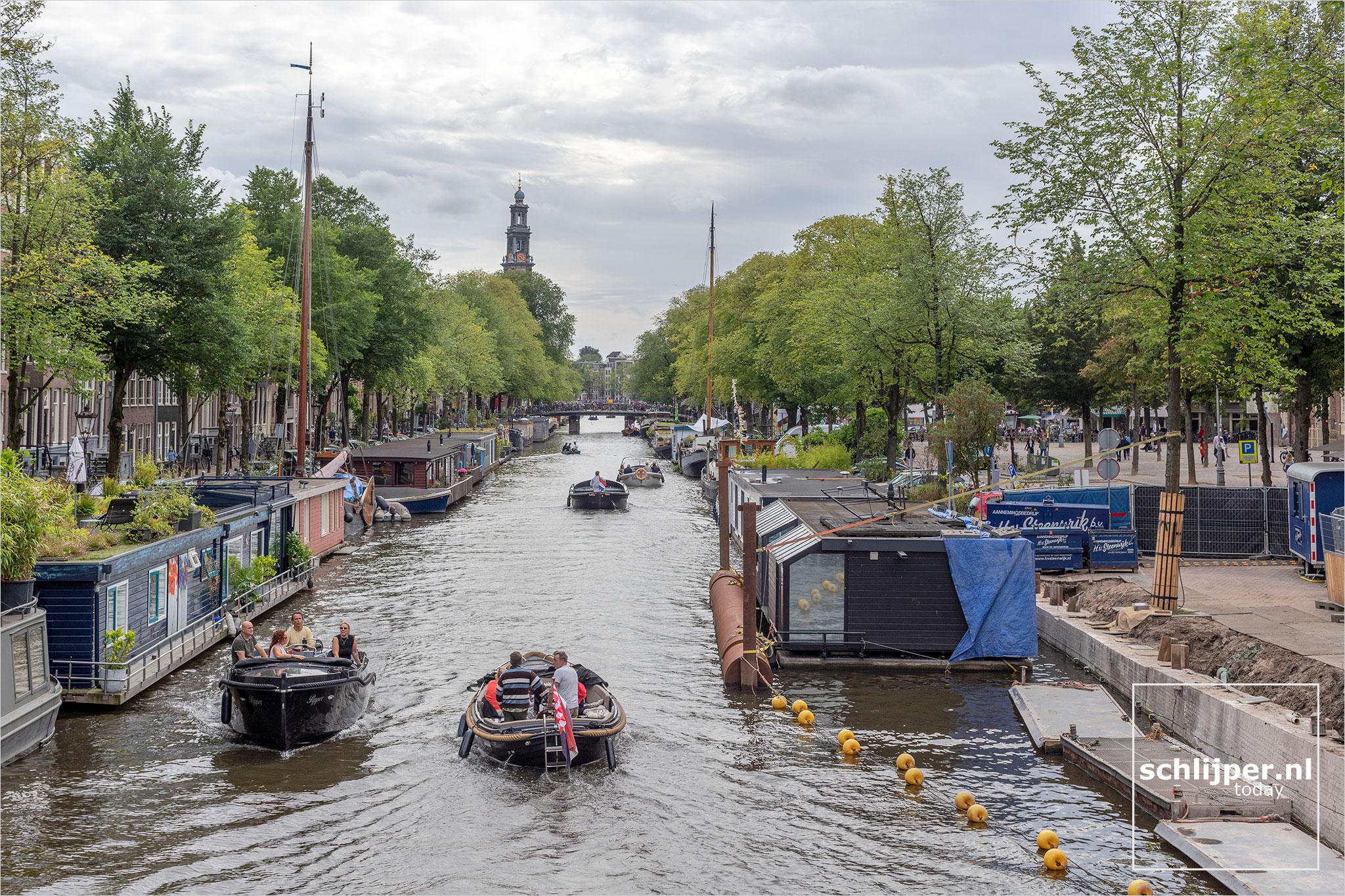 The Netherlands, Amsterdam, 13 augustus 2021