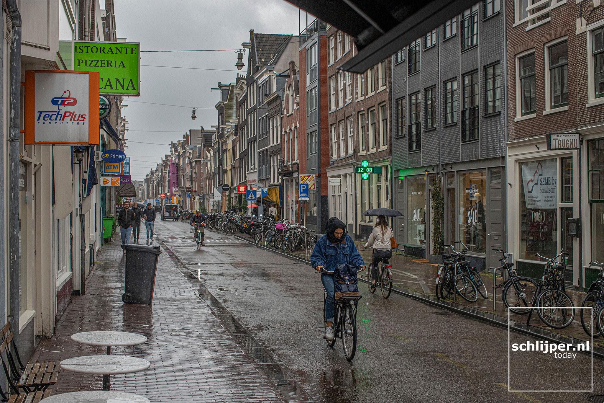 The Netherlands, Amsterdam, 17 augustus 2021