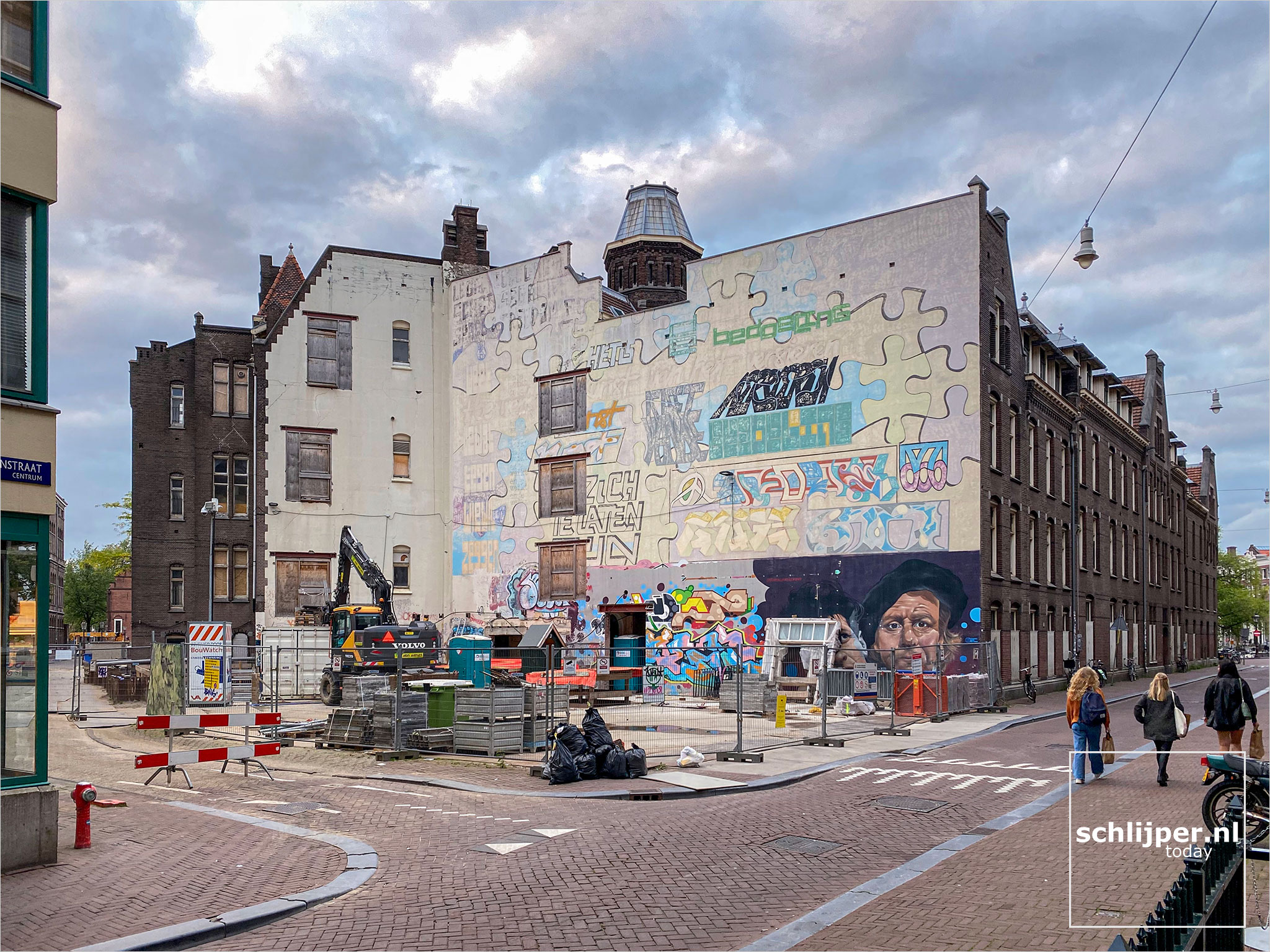 The Netherlands, Amsterdam, 18 augustus 2021