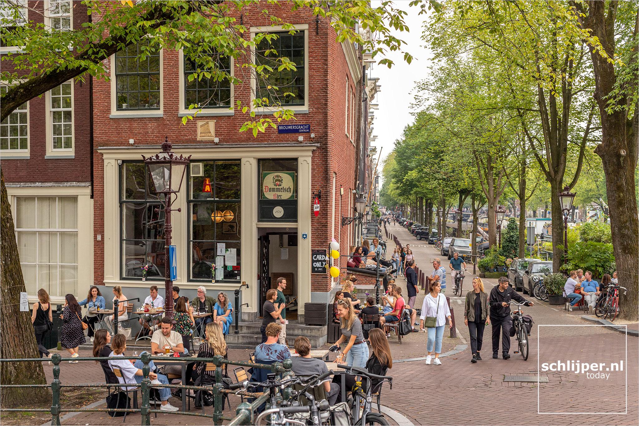The Netherlands, Amsterdam, 21 augustus 2021