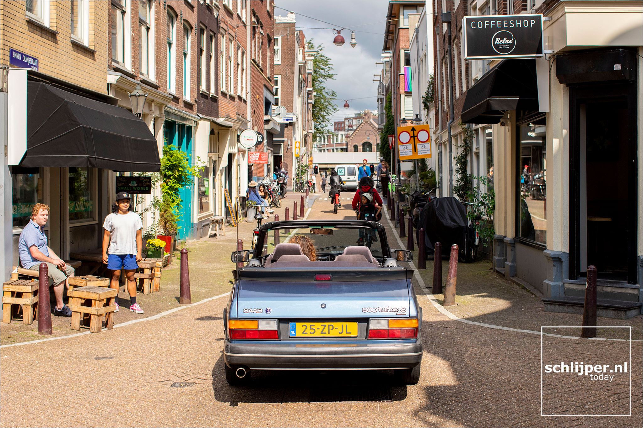 The Netherlands, Amsterdam, 25 augustus 2021