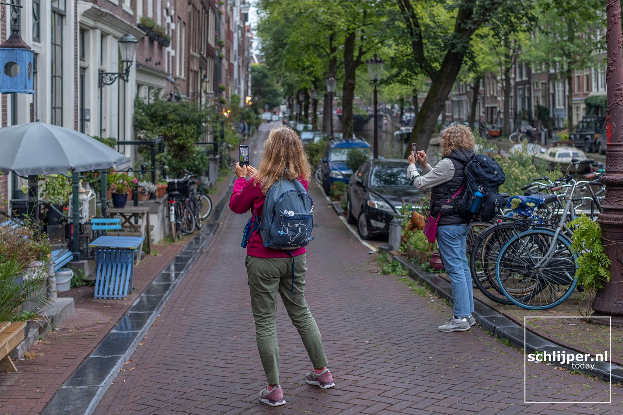 The Netherlands, Amsterdam, 29 augustus 2021