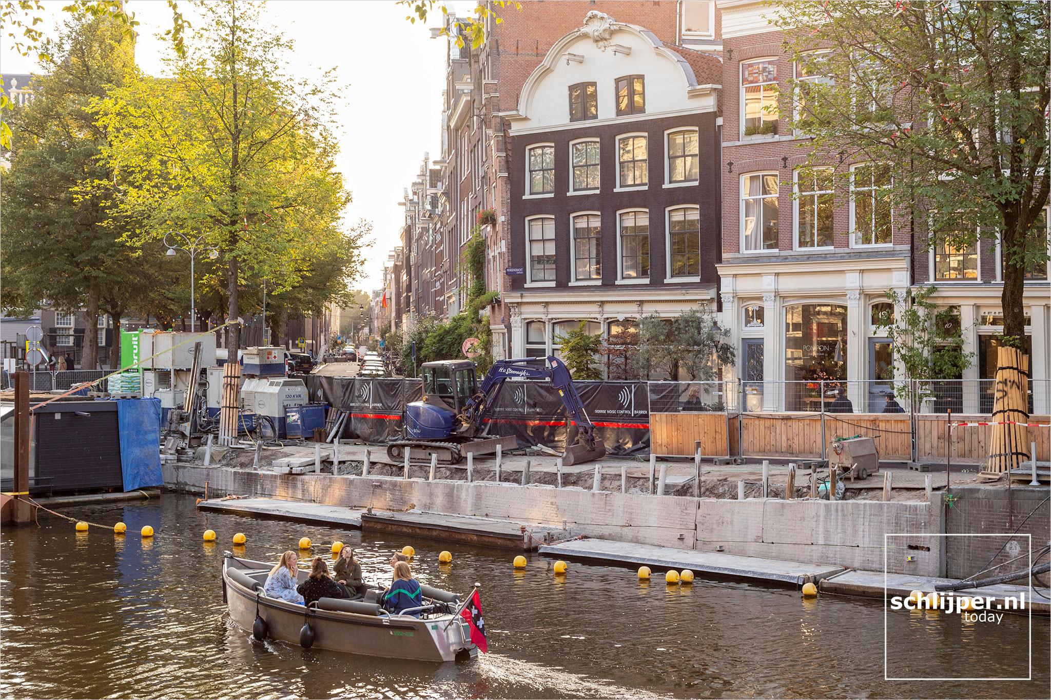 The Netherlands, Amsterdam, 30 augustus 2021