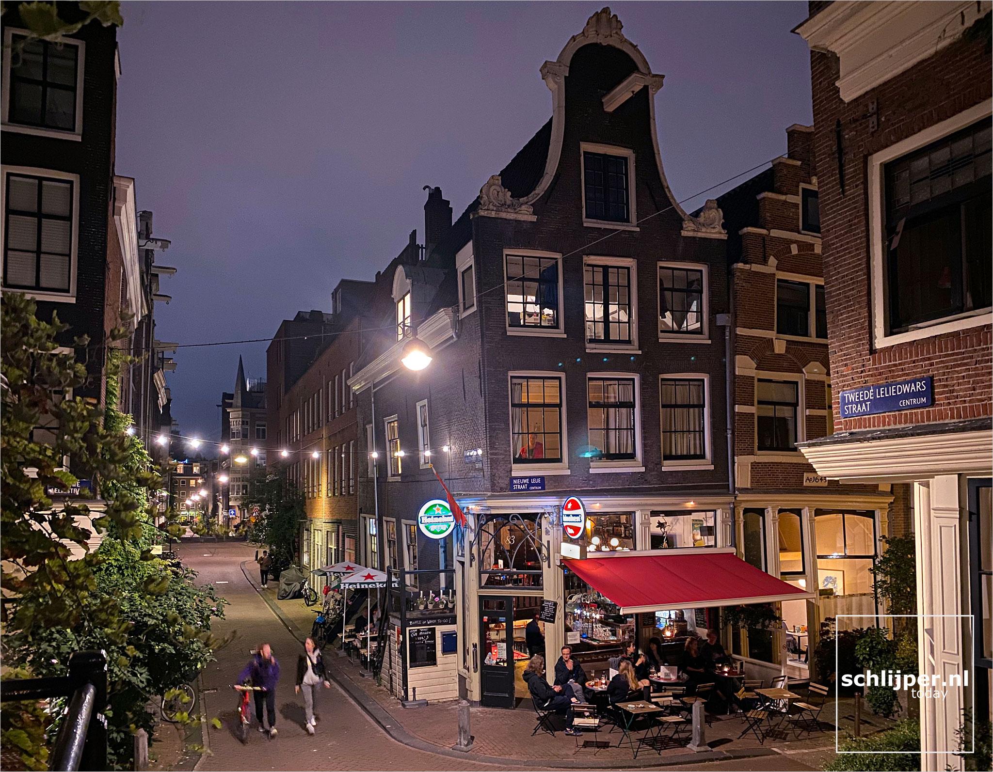 The Netherlands, Amsterdam, 31 augustus 2021