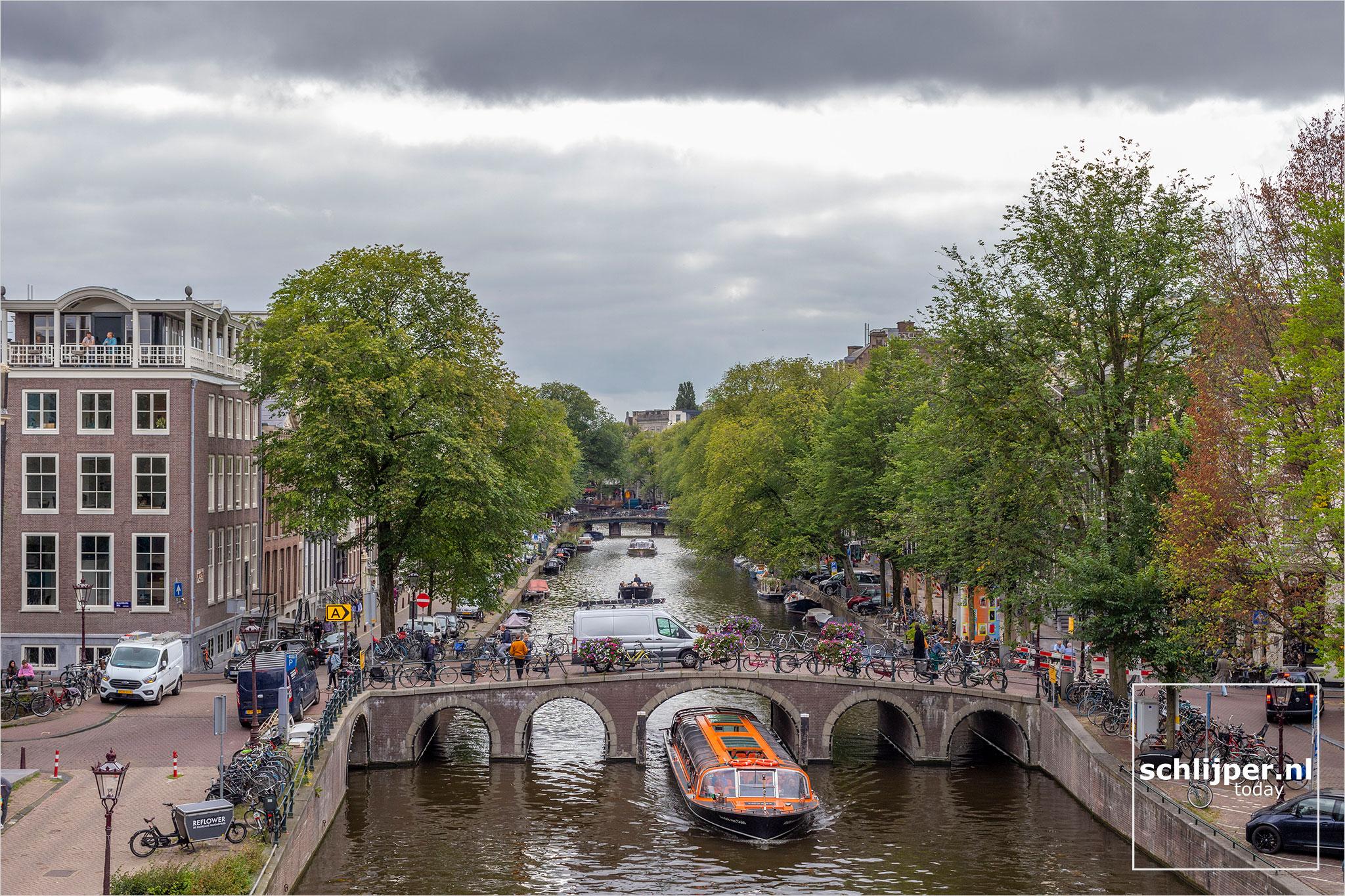 The Netherlands, Amsterdam, 1 september 2021