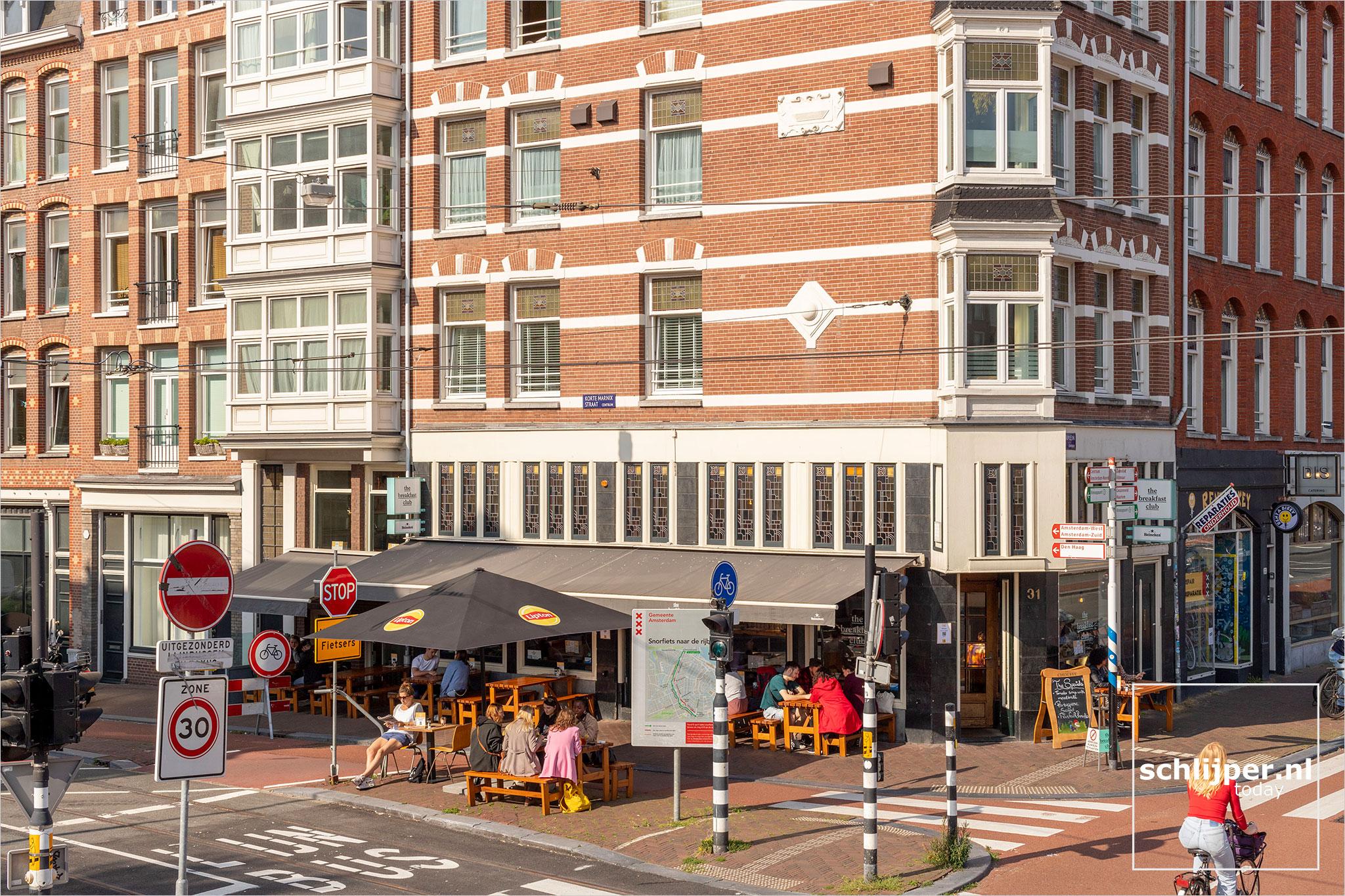 The Netherlands, Amsterdam, 3 september 2021