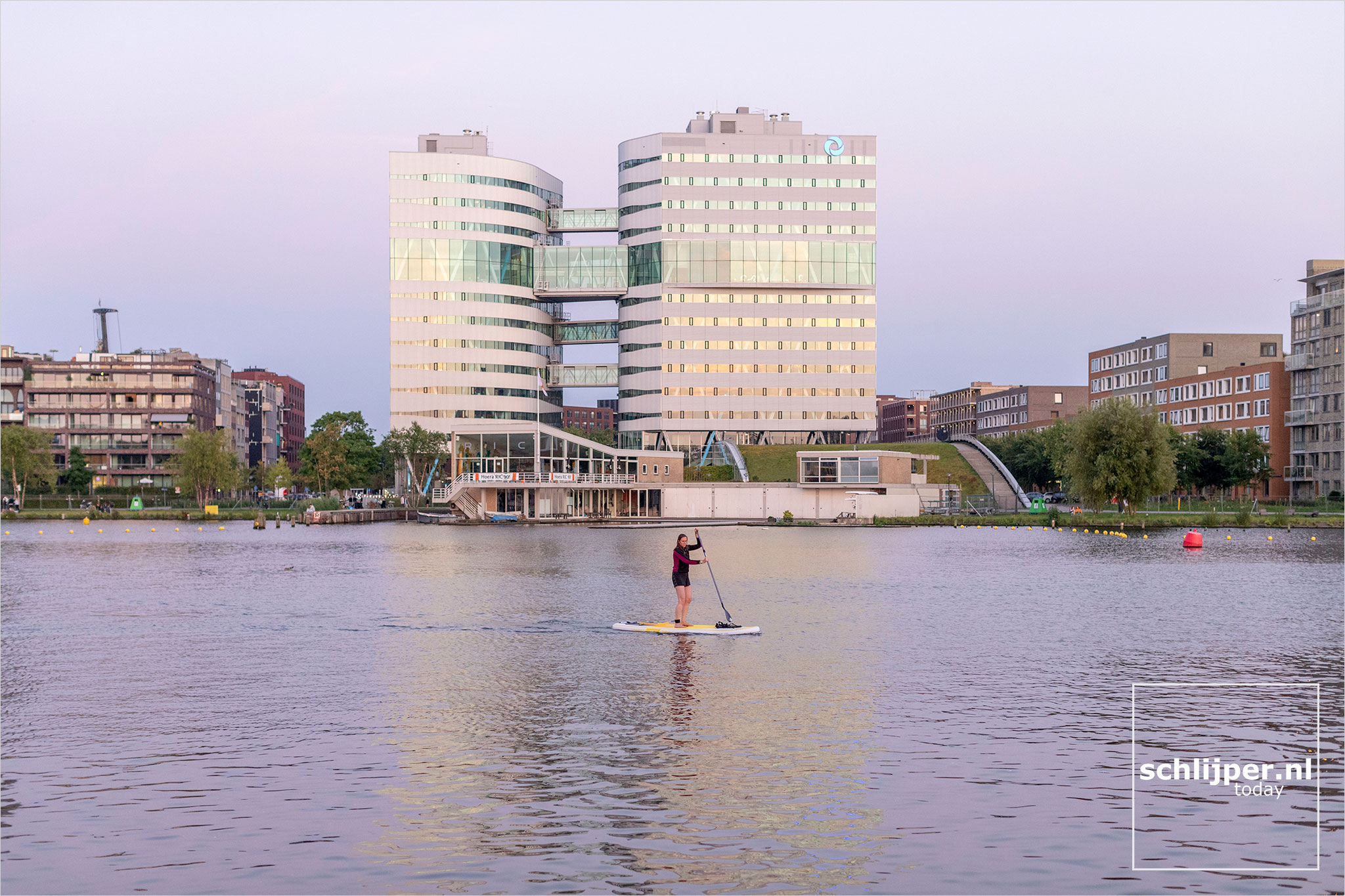 The Netherlands, Amsterdam, 4 september 2021