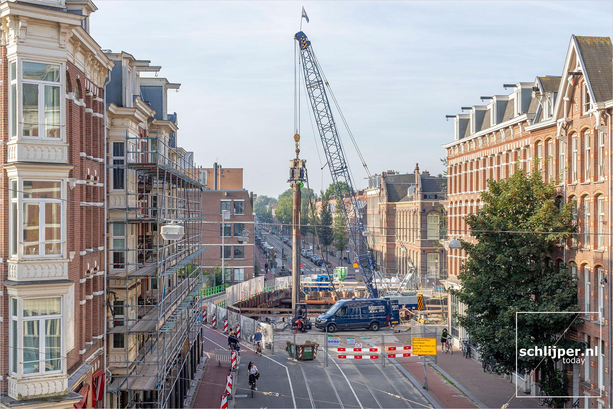 The Netherlands, Amsterdam, 6 september 2021