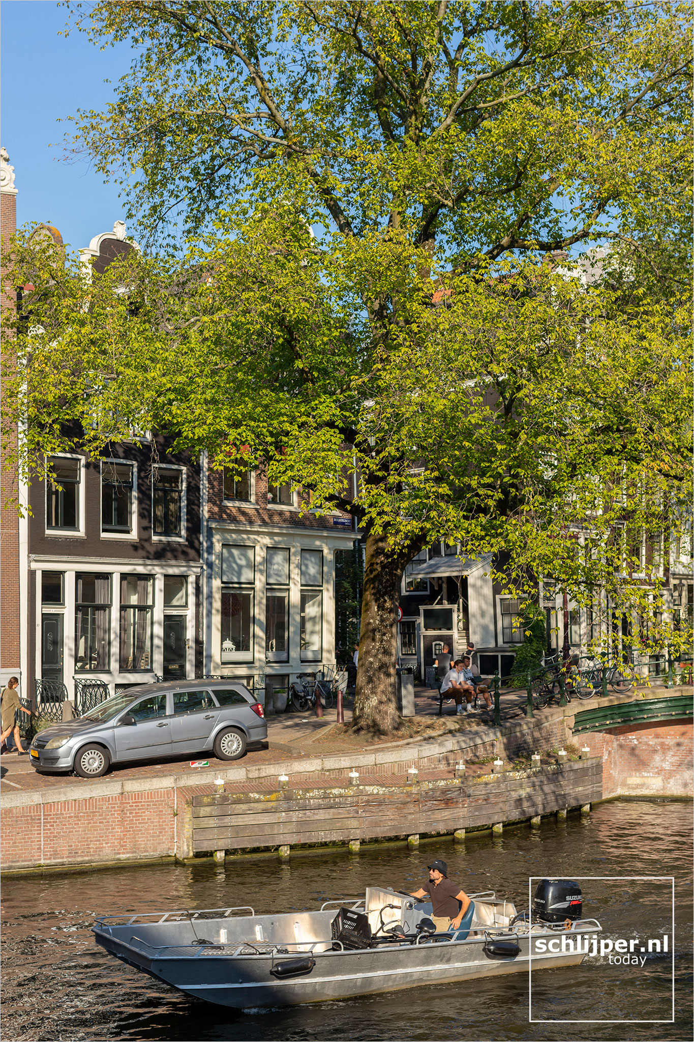 The Netherlands, Amsterdam, 8 september 2021