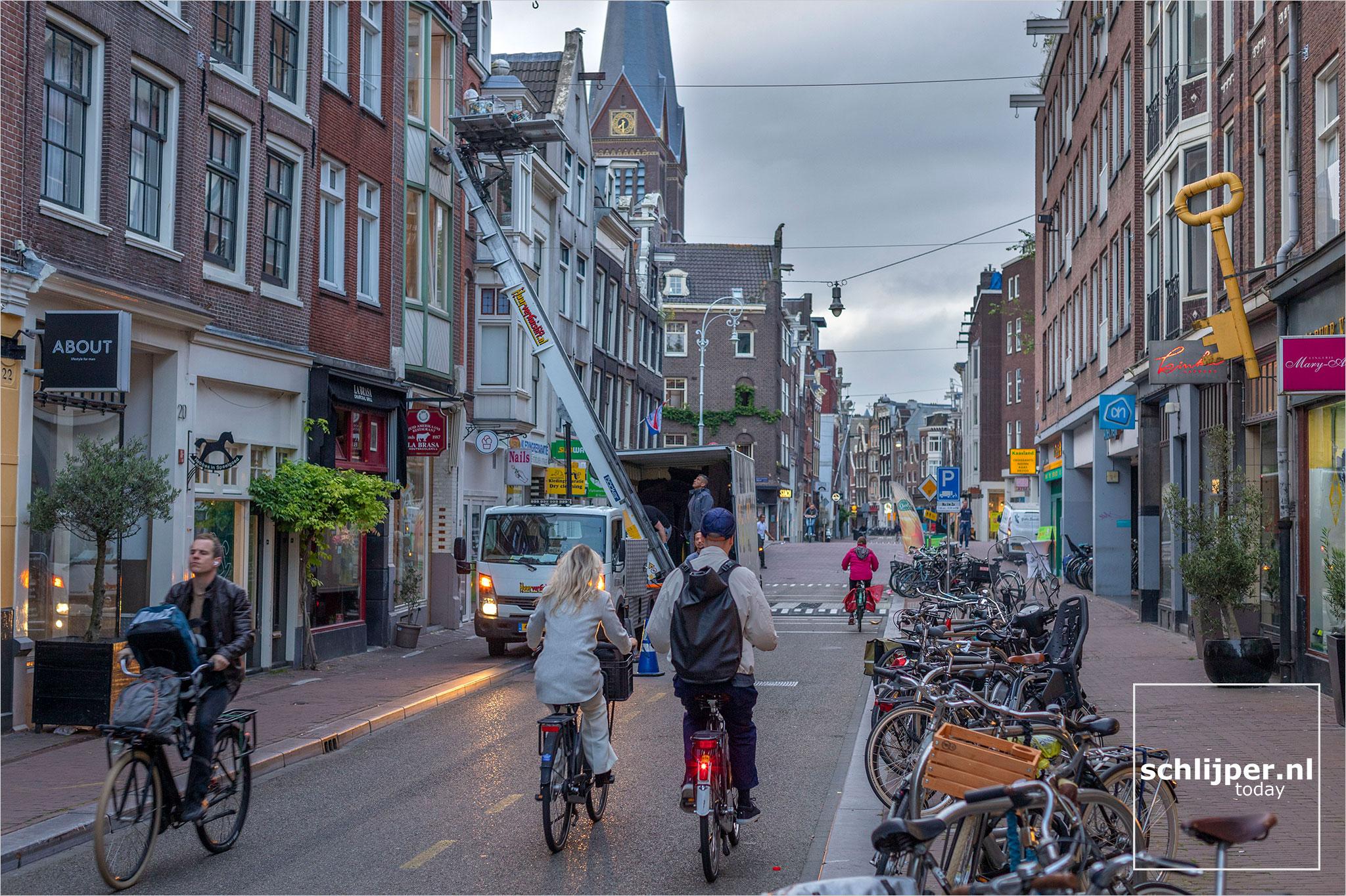 The Netherlands, Amsterdam, 13 september 2021