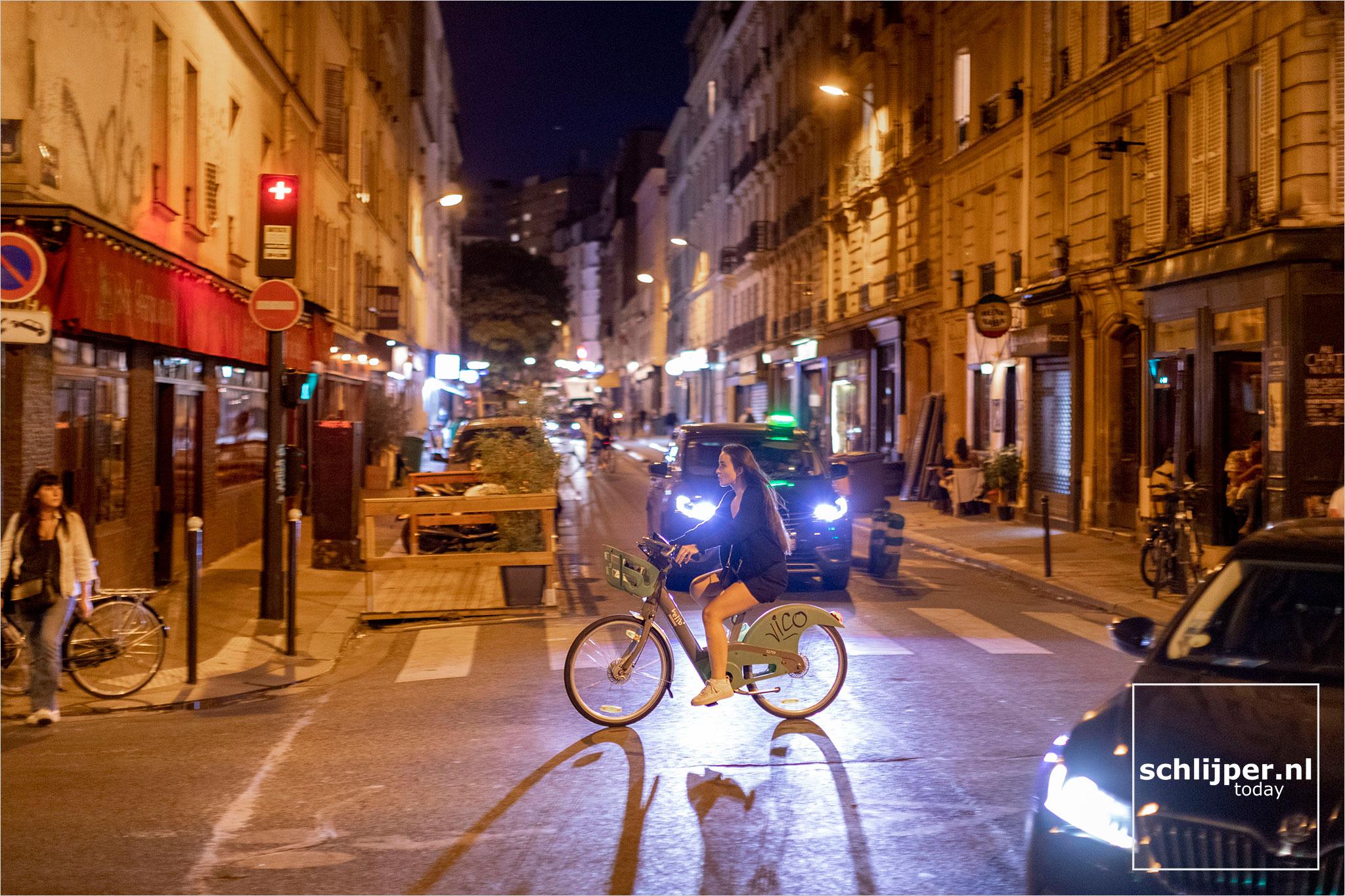 France, Paris, 13 september 2021