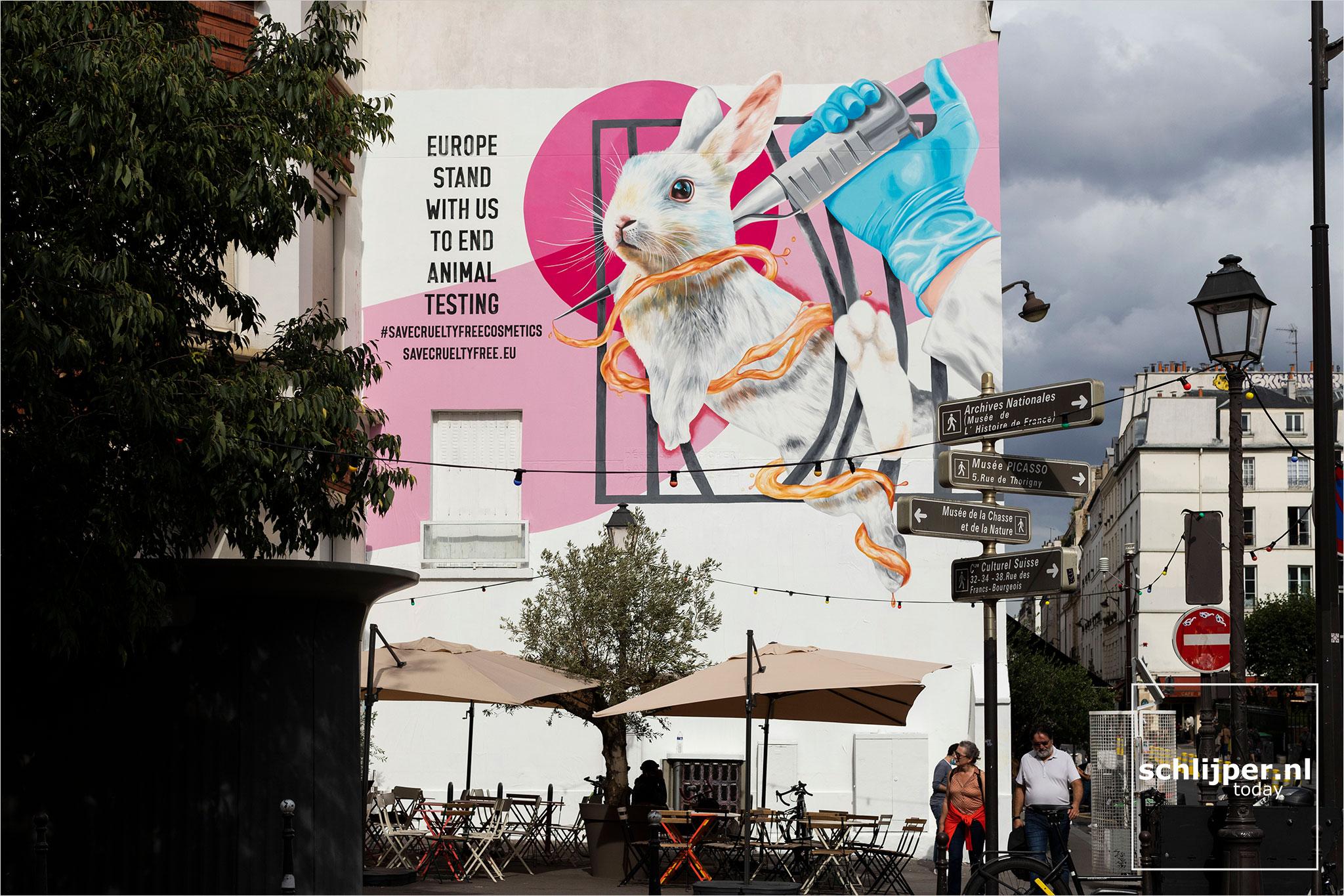 France, Paris, 14 september 2021