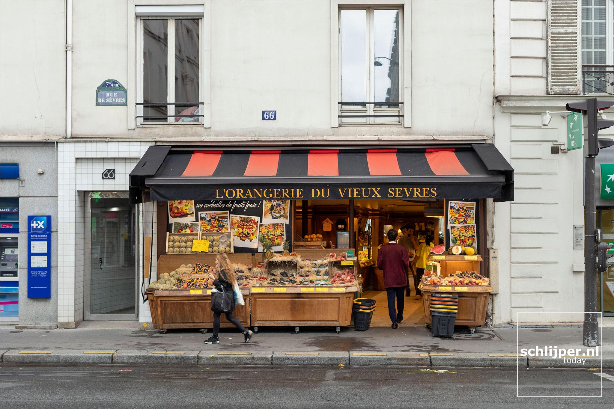 France, Paris, 15 september 2021