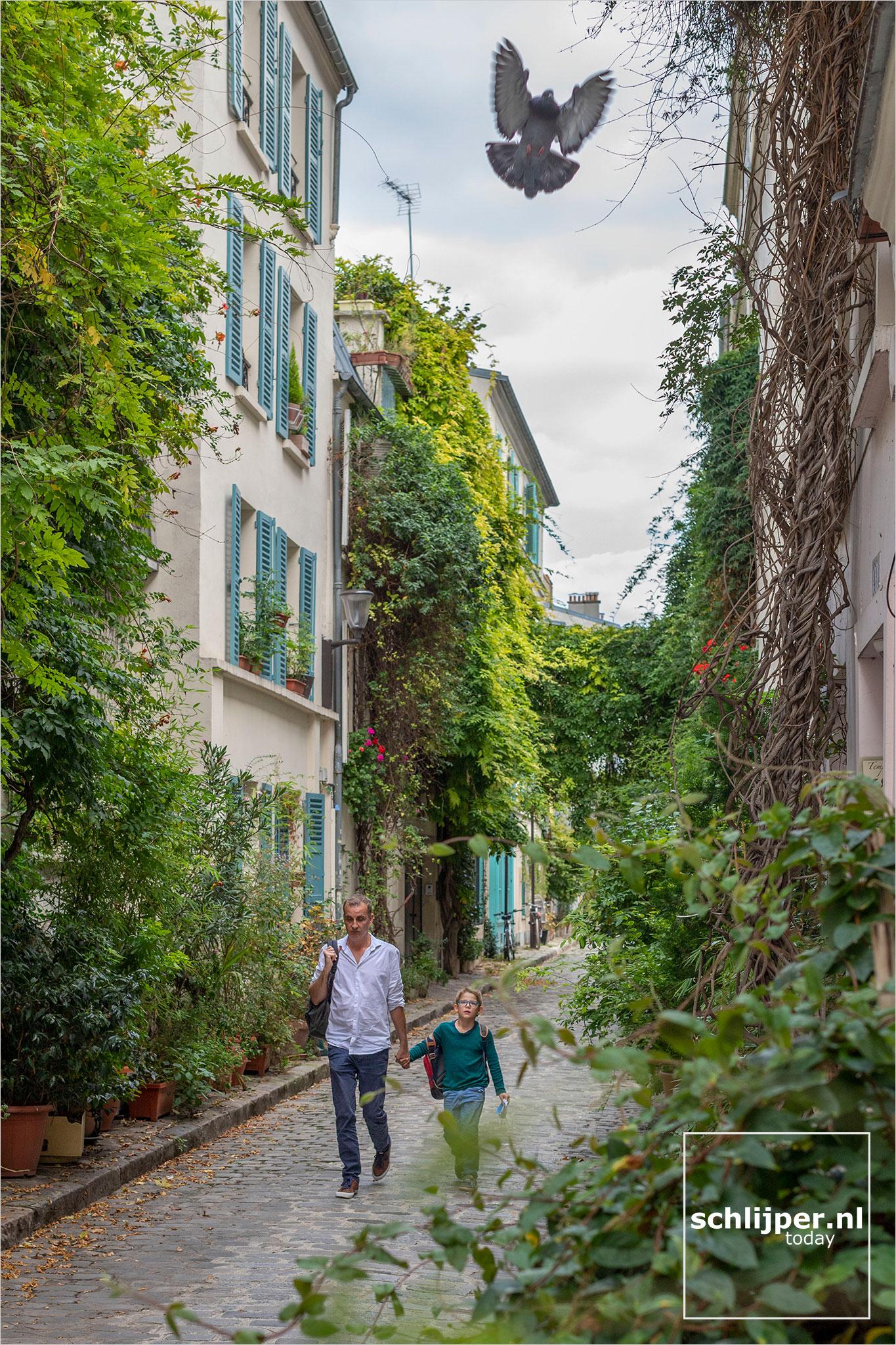 France, Paris, 16 september 2021