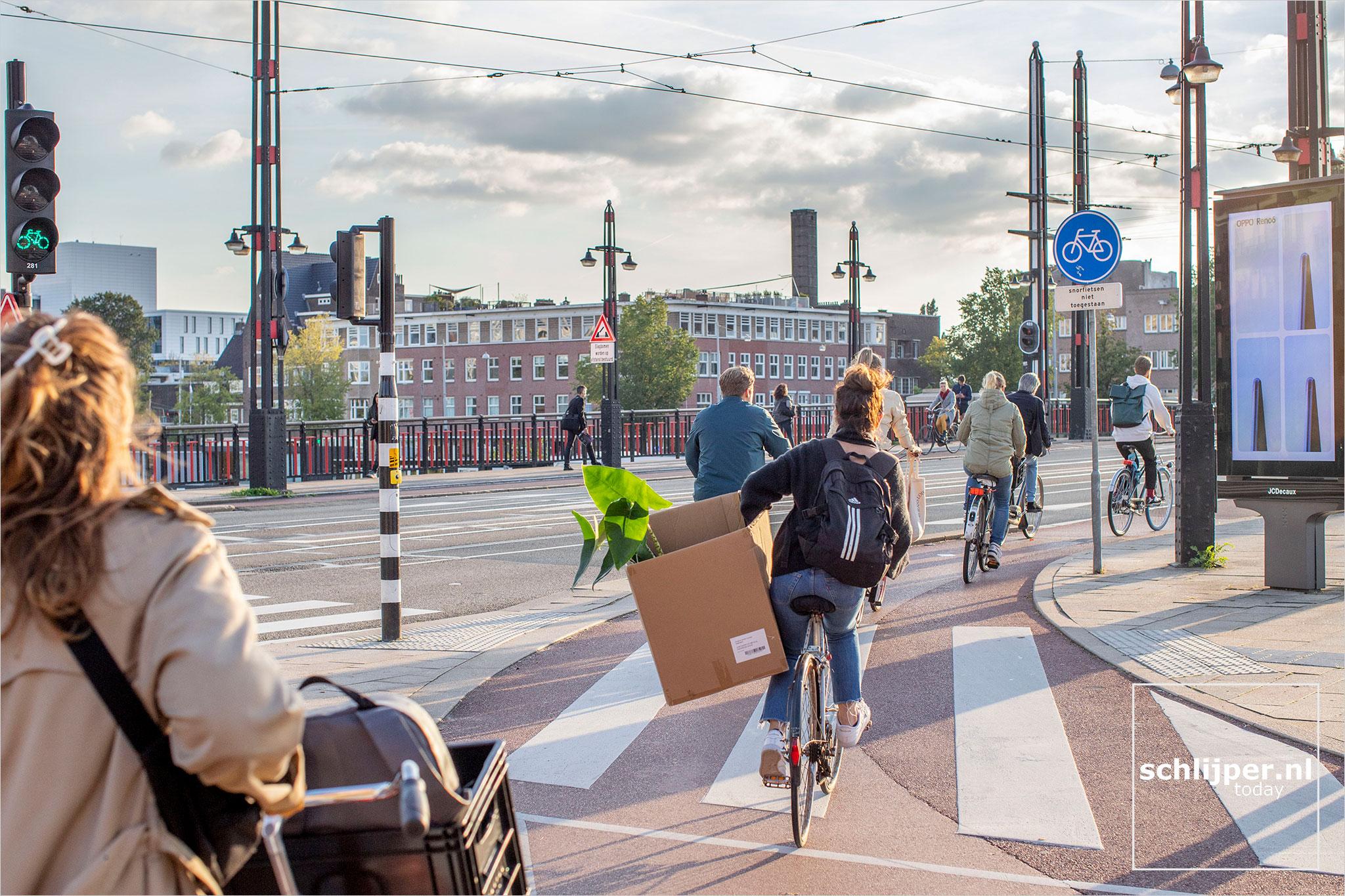 The Netherlands, Amsterdam, 20 september 2021