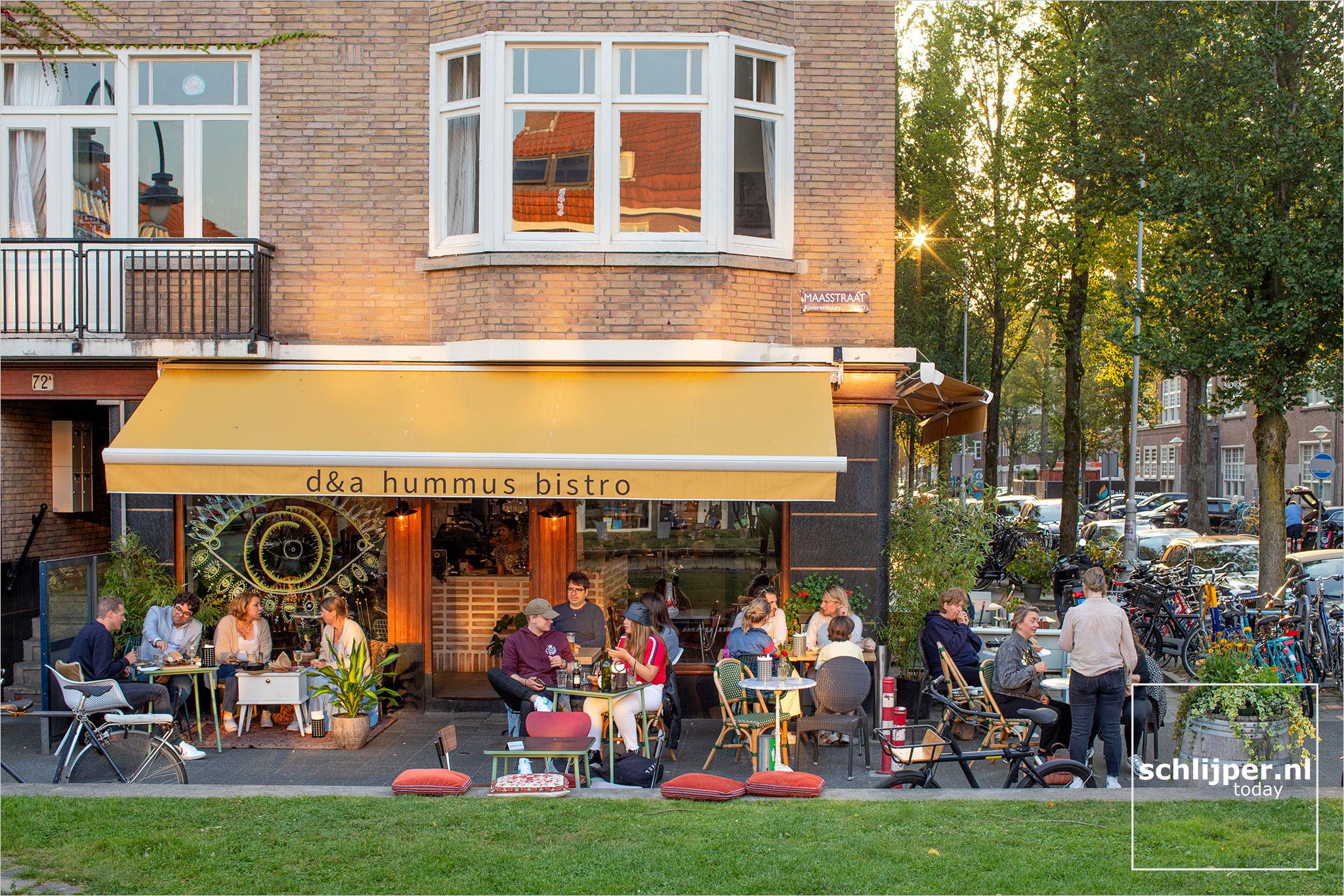 The Netherlands, Amsterdam, 22 september 2021