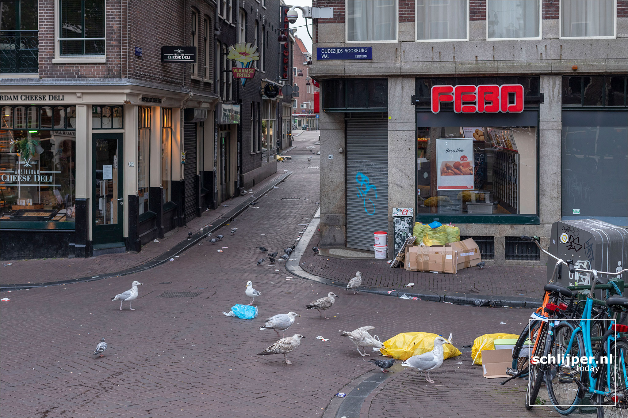 The Netherlands, Amsterdam, 25 september 2021