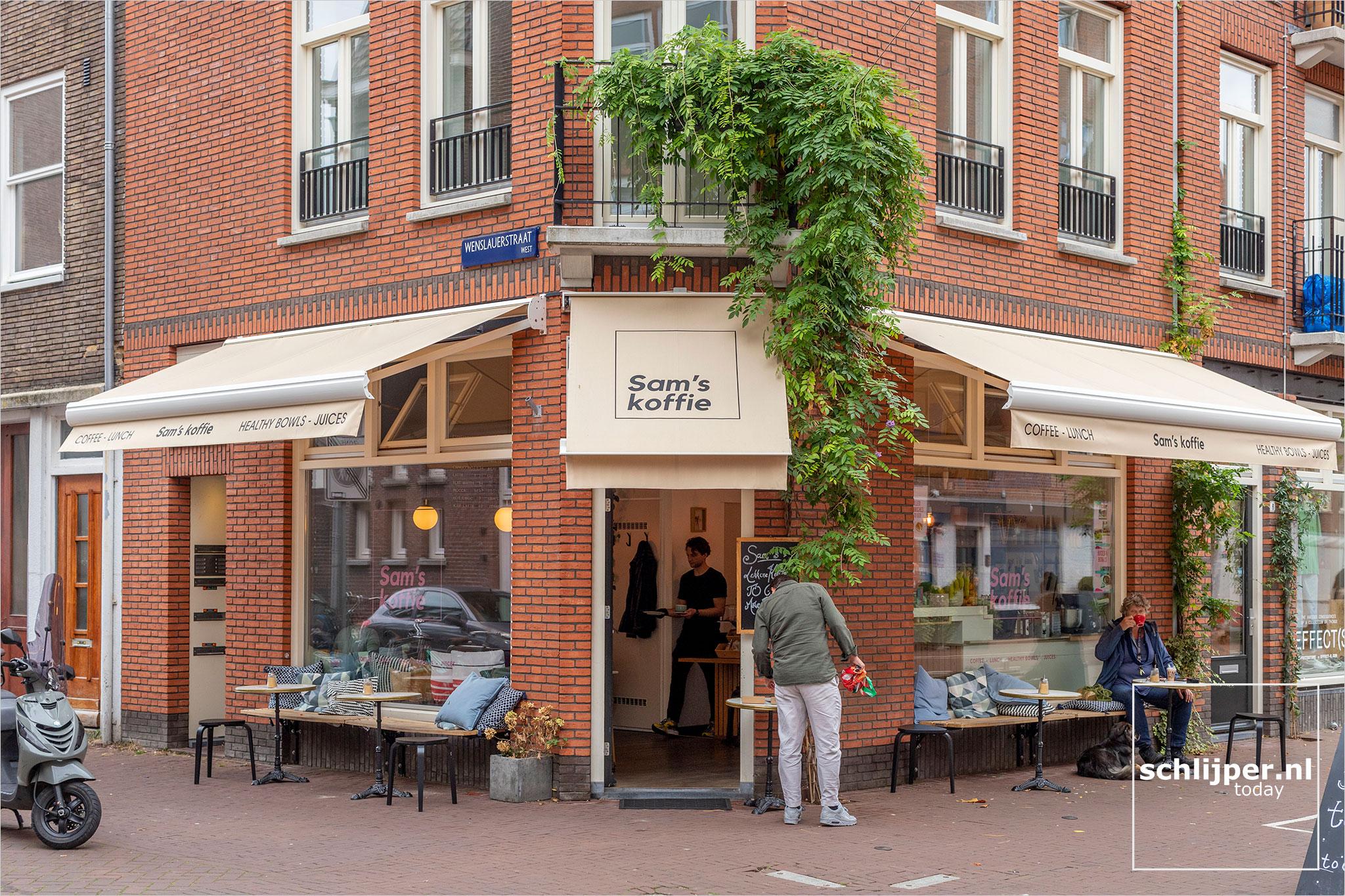 The Netherlands, Amsterdam, 27 september 2021