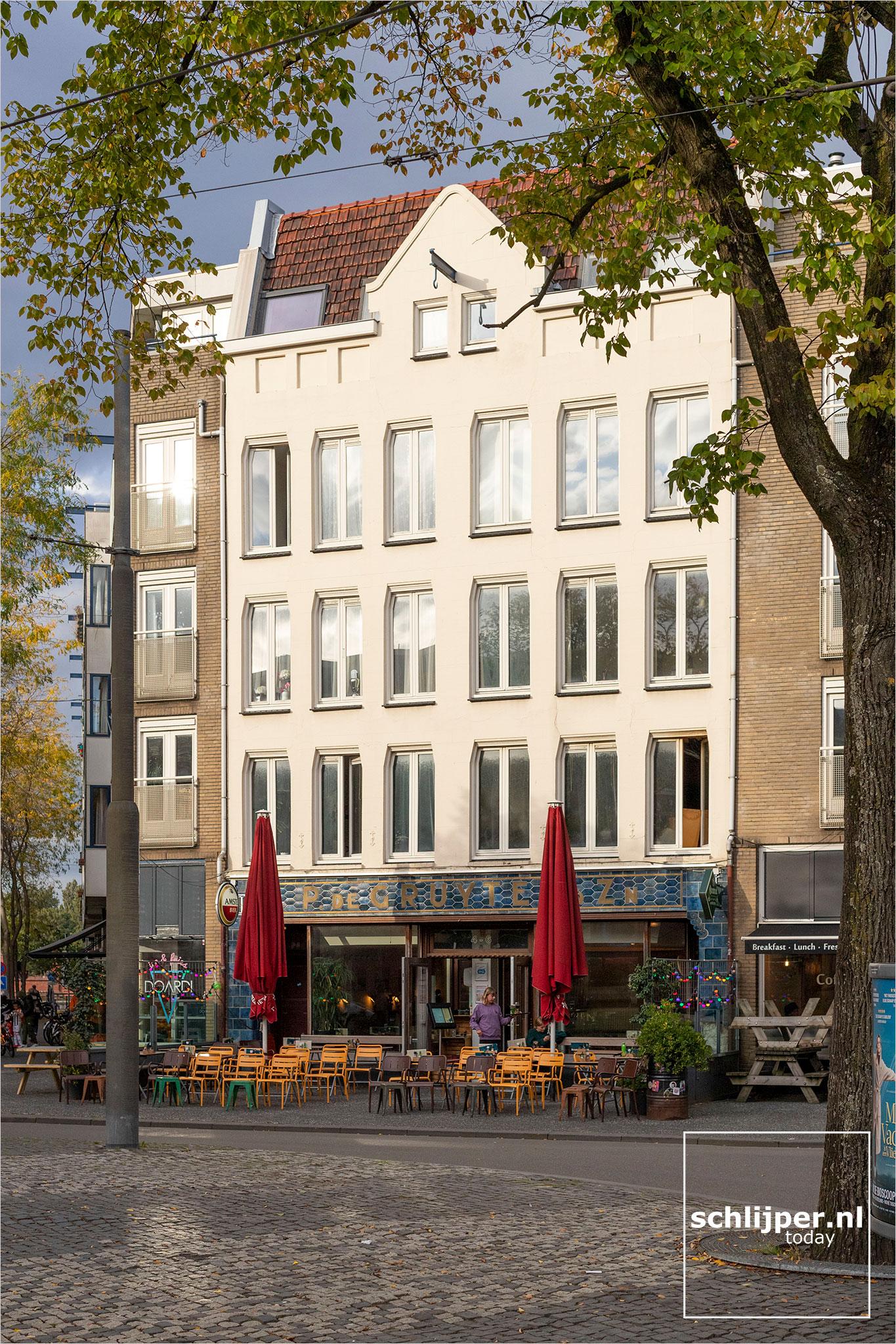 The Netherlands, Amsterdam, 4 oktober 2021