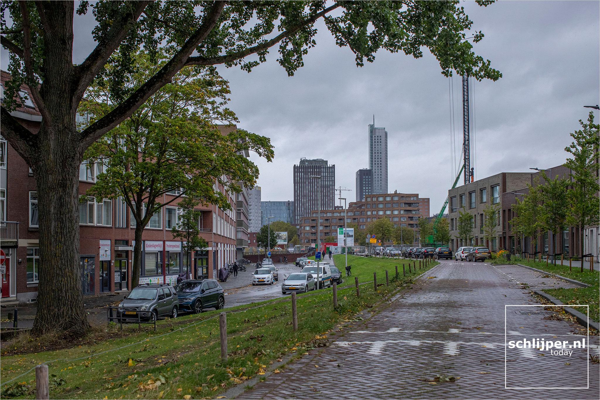 The Netherlands, Rotterdam, 5 oktober 2021