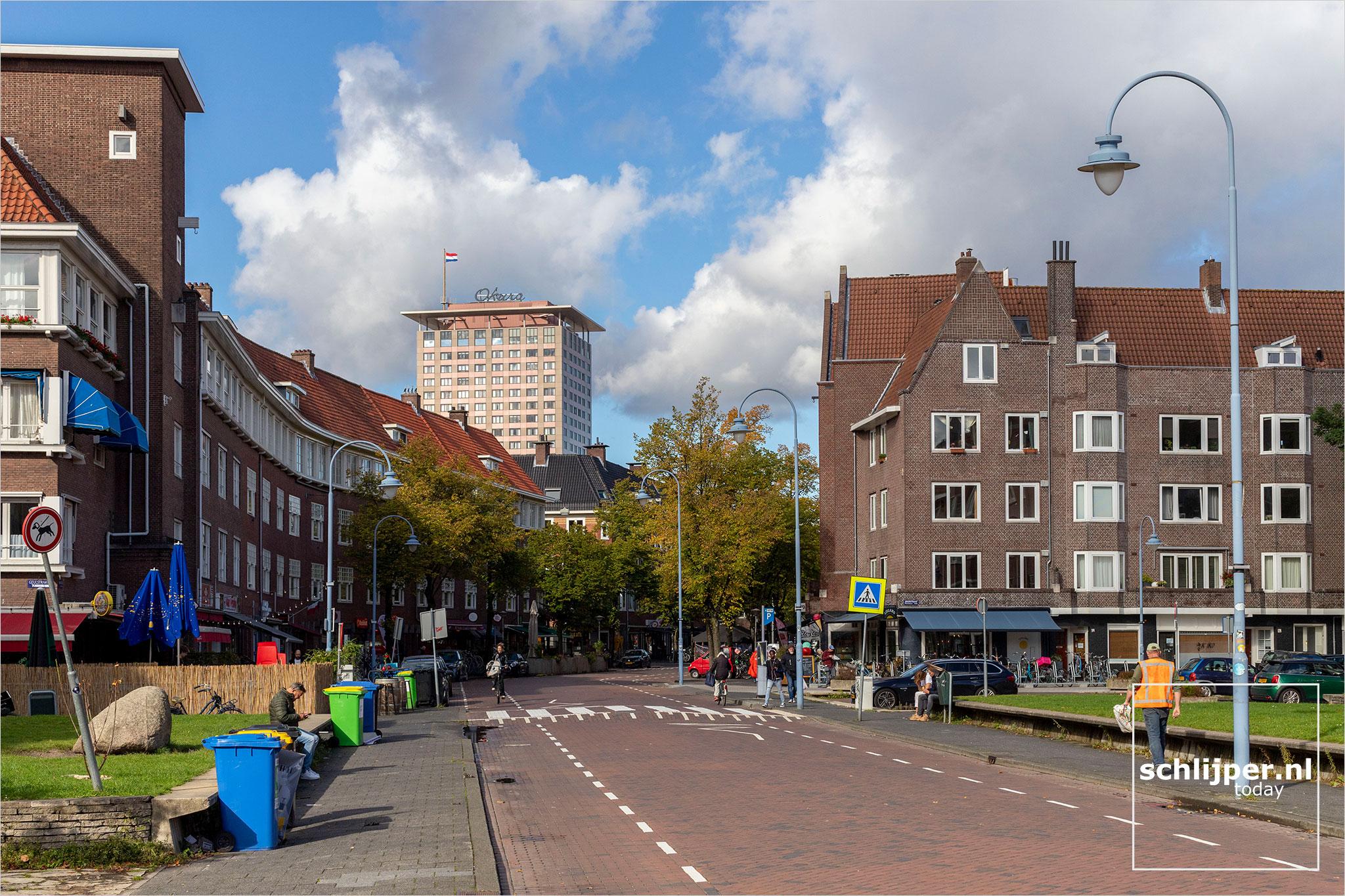 The Netherlands, Amsterdam, 6 oktober 2021