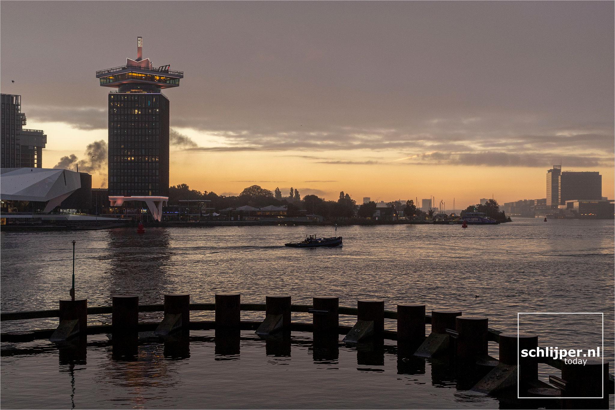 The Netherlands, Amsterdam, 7 oktober 2021