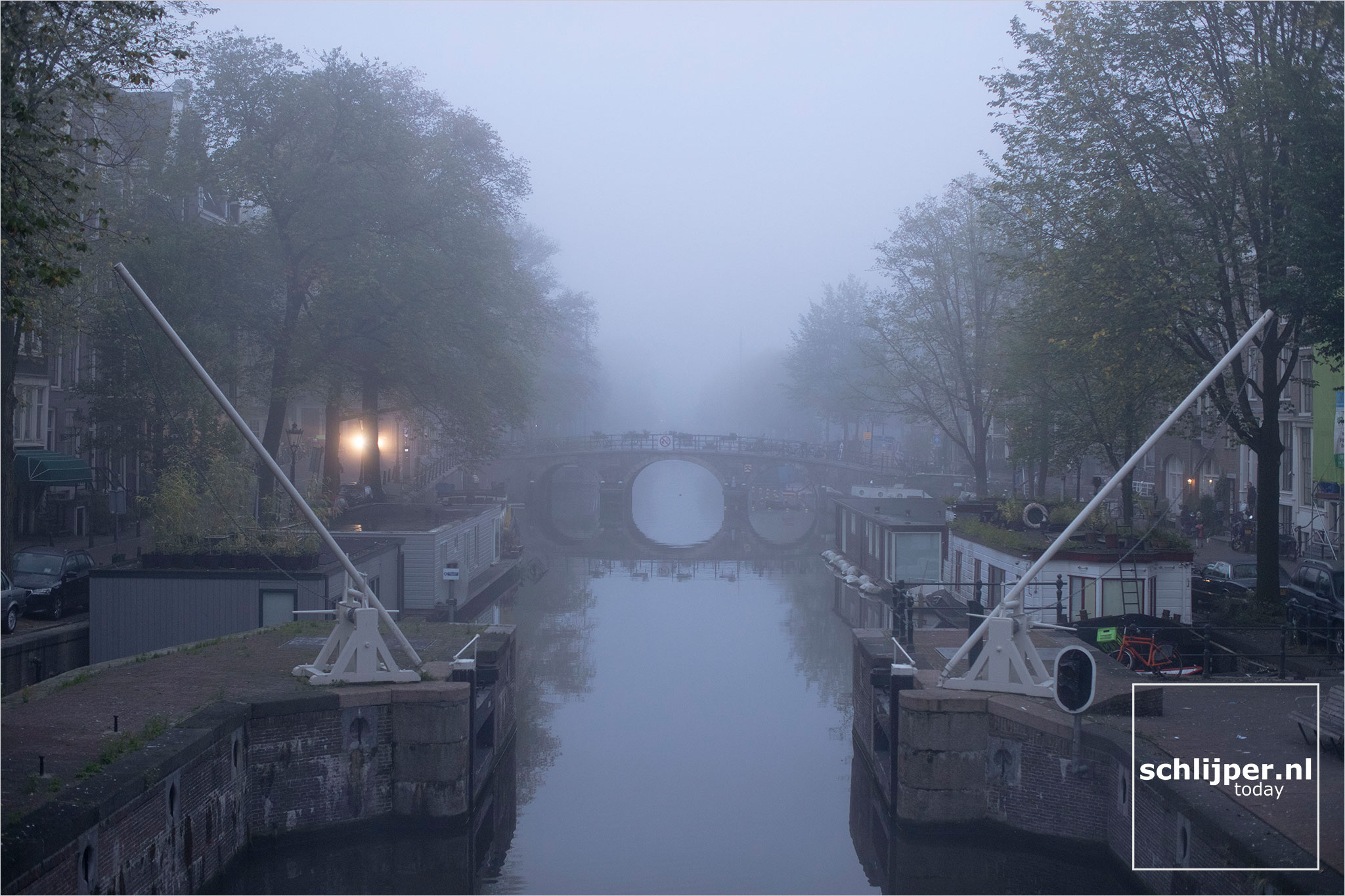 The Netherlands, Amsterdam, 8 oktober 2021