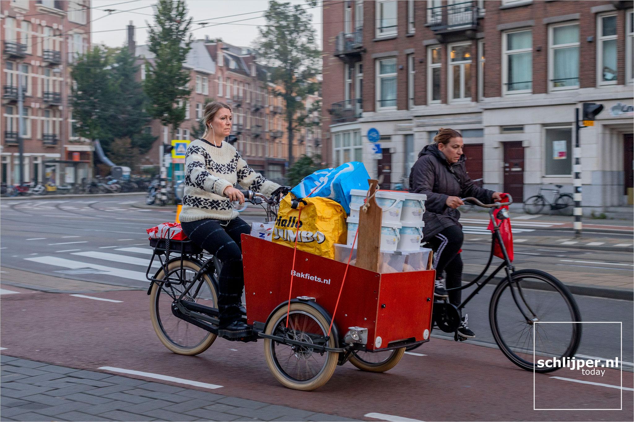The Netherlands, Amsterdam, 9 oktober 2021