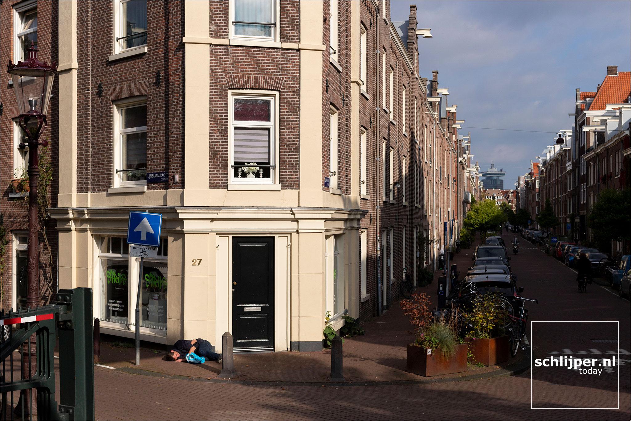 The Netherlands, Amsterdam, 10 oktober 2021