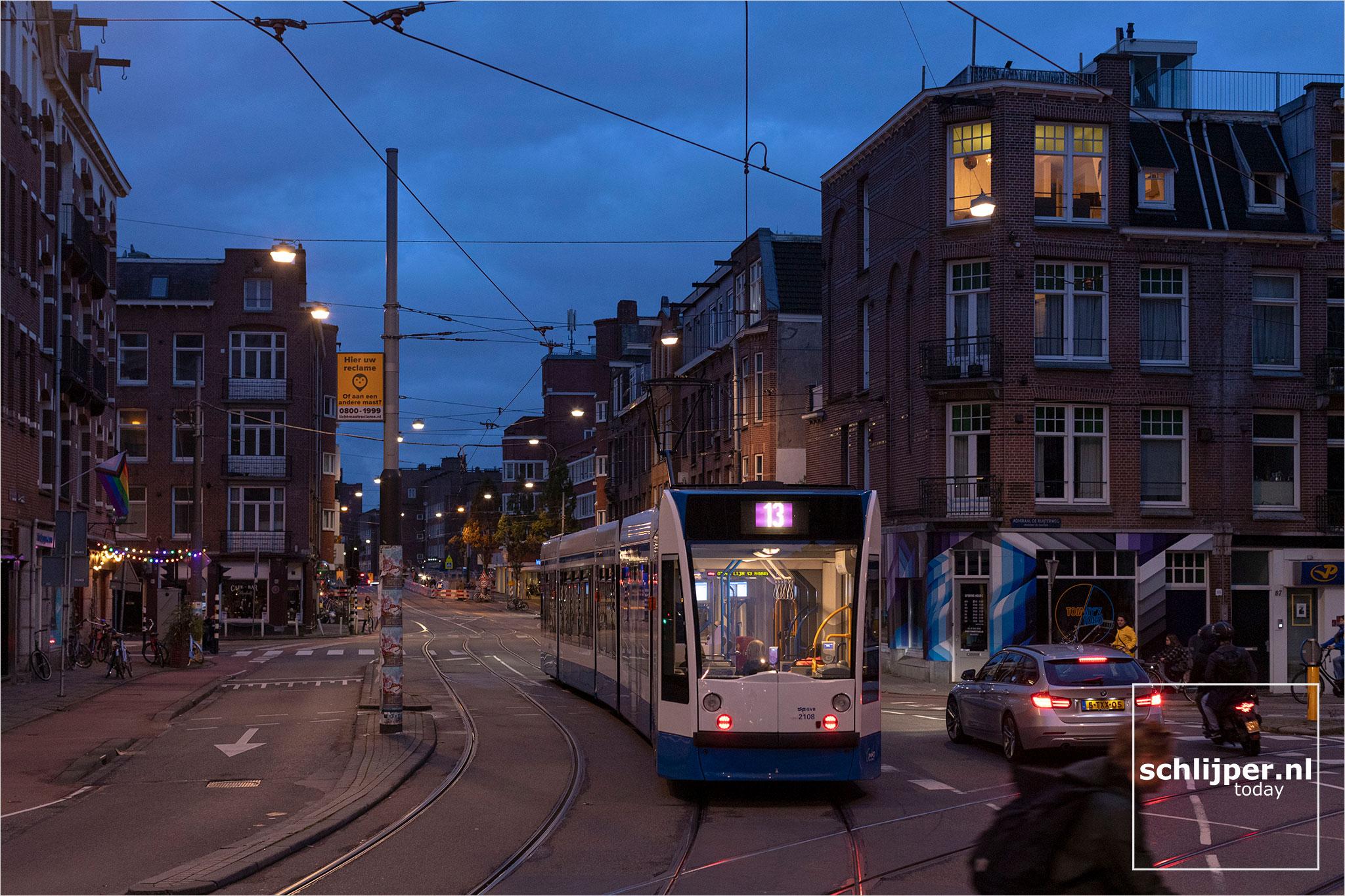 The Netherlands, Amsterdam, 11 n oktober 2021