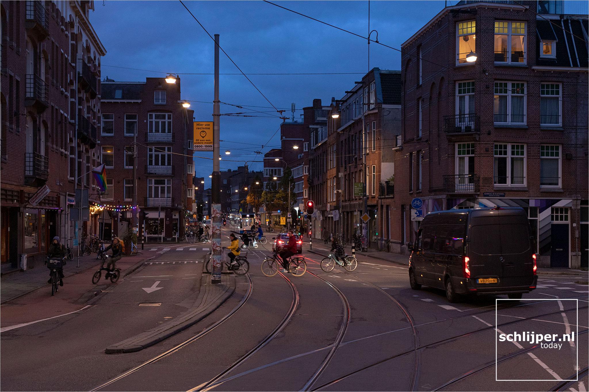The Netherlands, Amsterdam, 11 oktober 2021