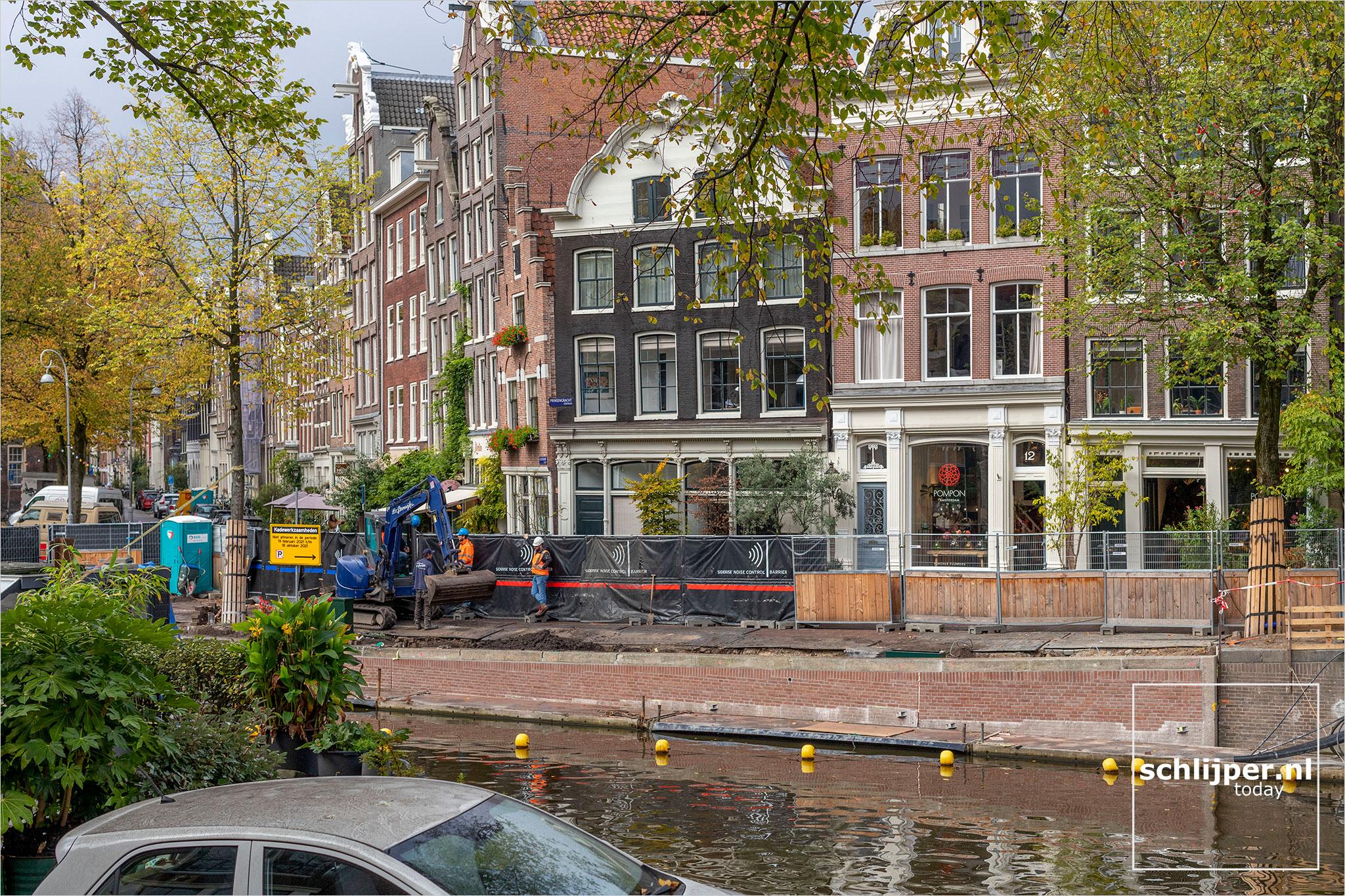 The Netherlands, Amsterdam, 13 oktober 2021