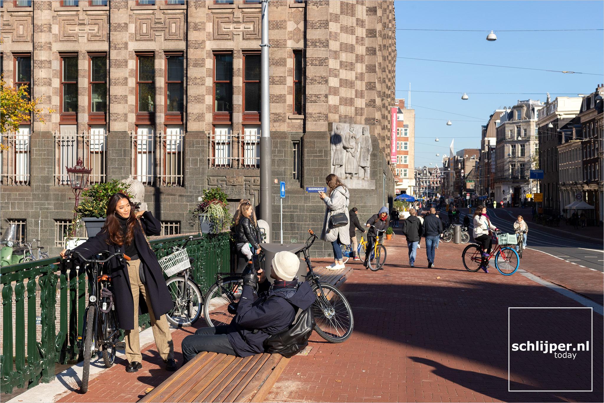 The Netherlands, Amsterdam, 24 oktober 2021