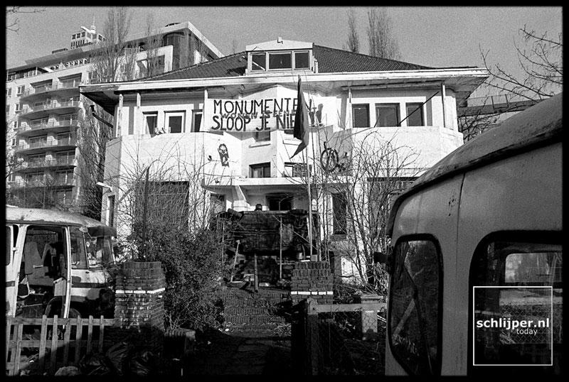 Nederland, Amsterdam, 13 januari 1997