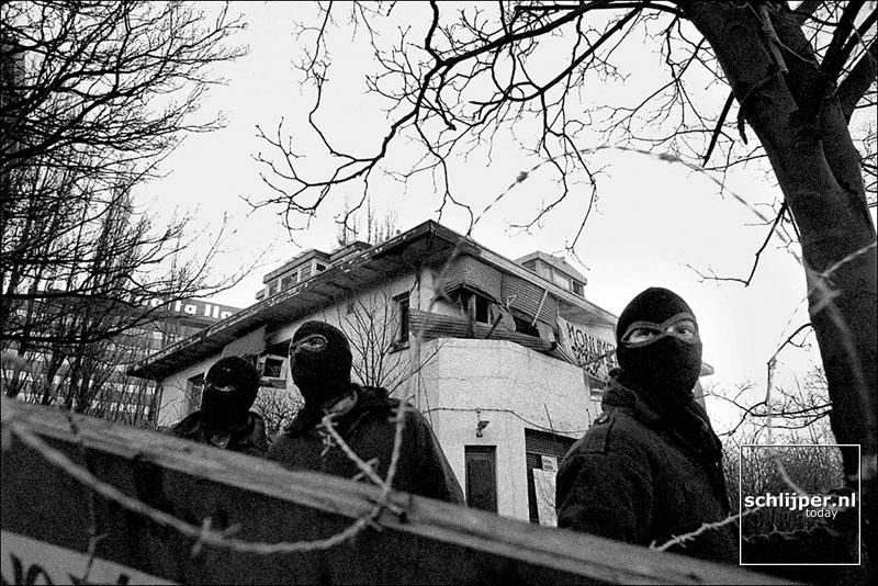Nederland, Amsterdam, 5 februari 1997