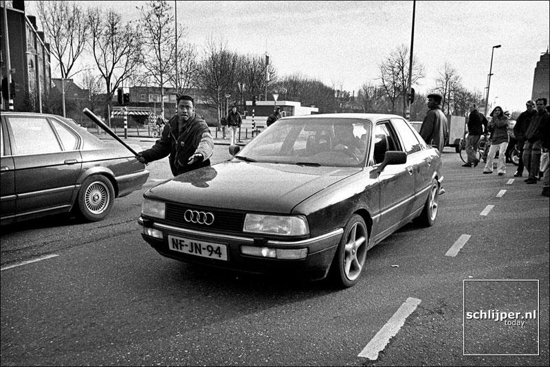 Nederland, Amsterdam, 08 februari 1997