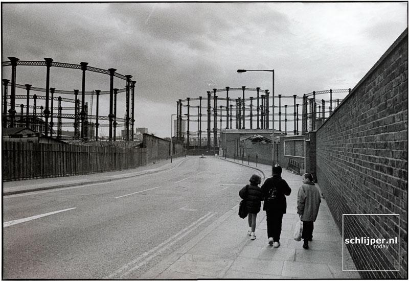 Verenigd Koninkrijk, Londen, 4 april 1997