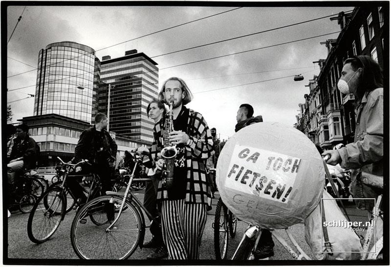 Nederland, Amsterdam, 1 augustus 1997