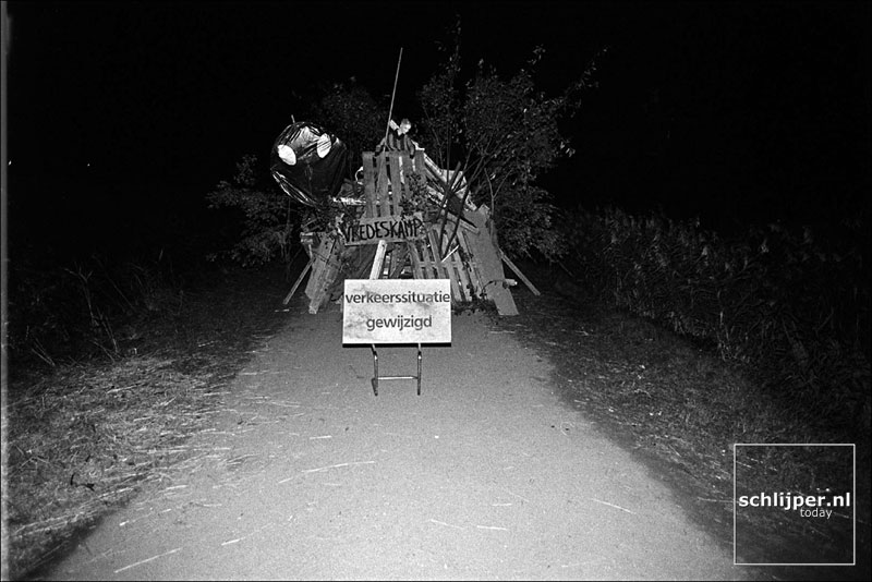 Nederland, Ruigoord, 6 oktober 1997