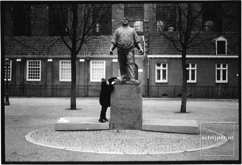 Nederland, Amsterdam, 25 februari 1998