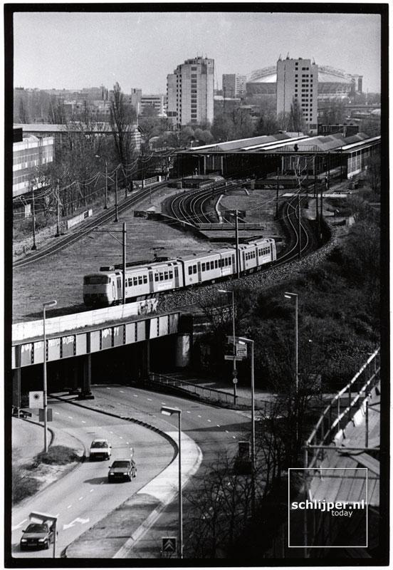 Nederland, Amsterdam, 19 maart 1998